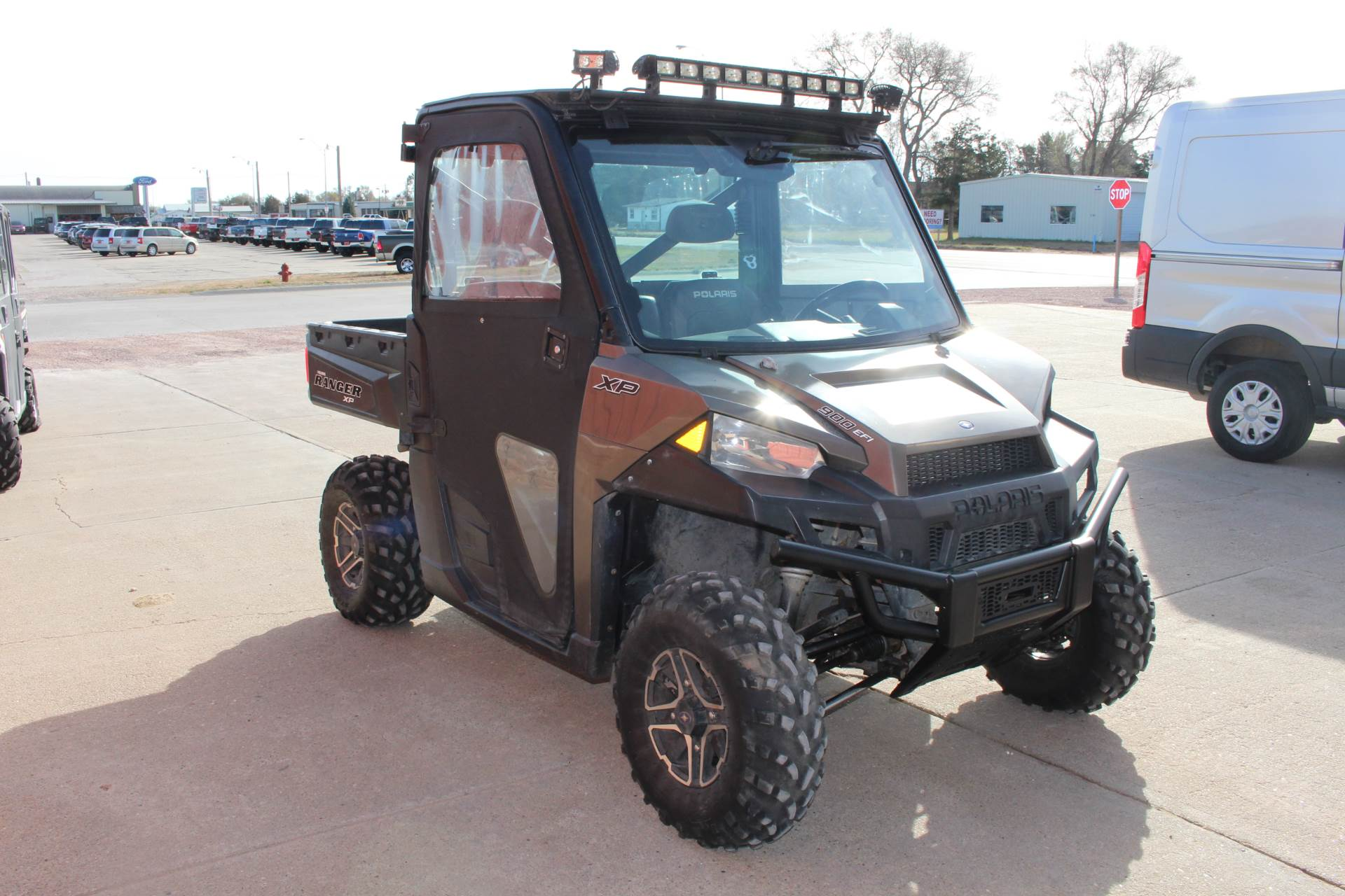 2013 Polaris Ranger XP® 900 LE in Valentine, Nebraska - Photo 6
