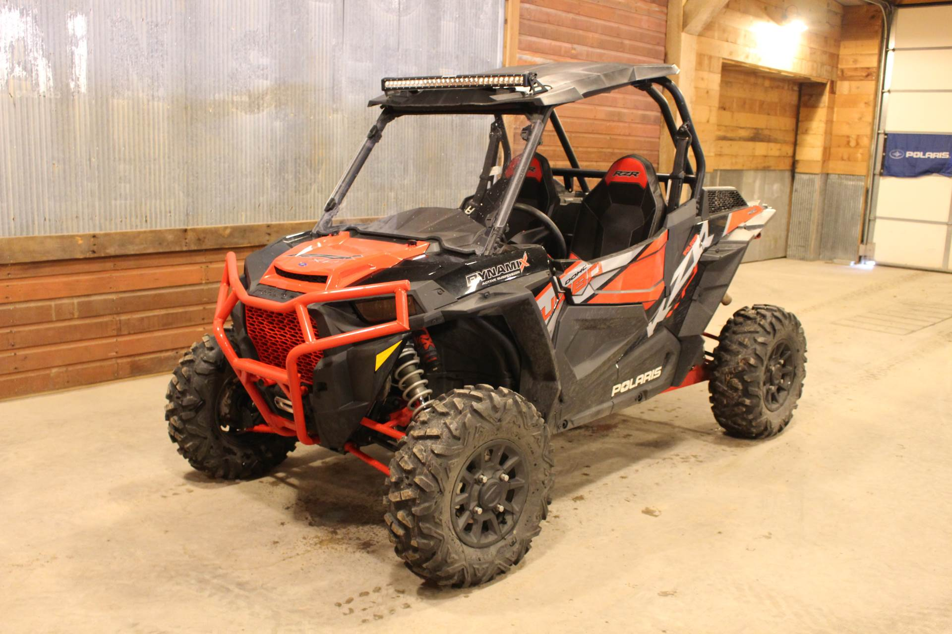2018 Polaris RZR XP Turbo EPS Dynamix Edition in Valentine, Nebraska - Photo 2