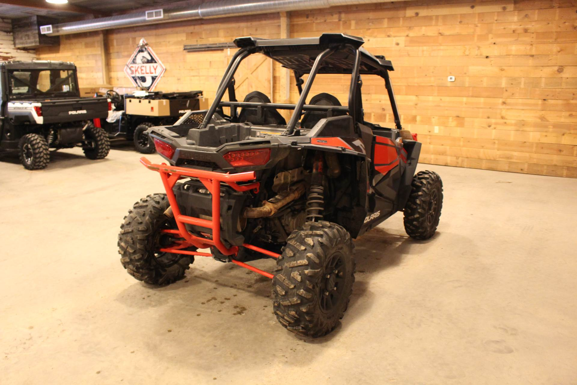 2018 Polaris RZR XP Turbo EPS Dynamix Edition in Valentine, Nebraska - Photo 5