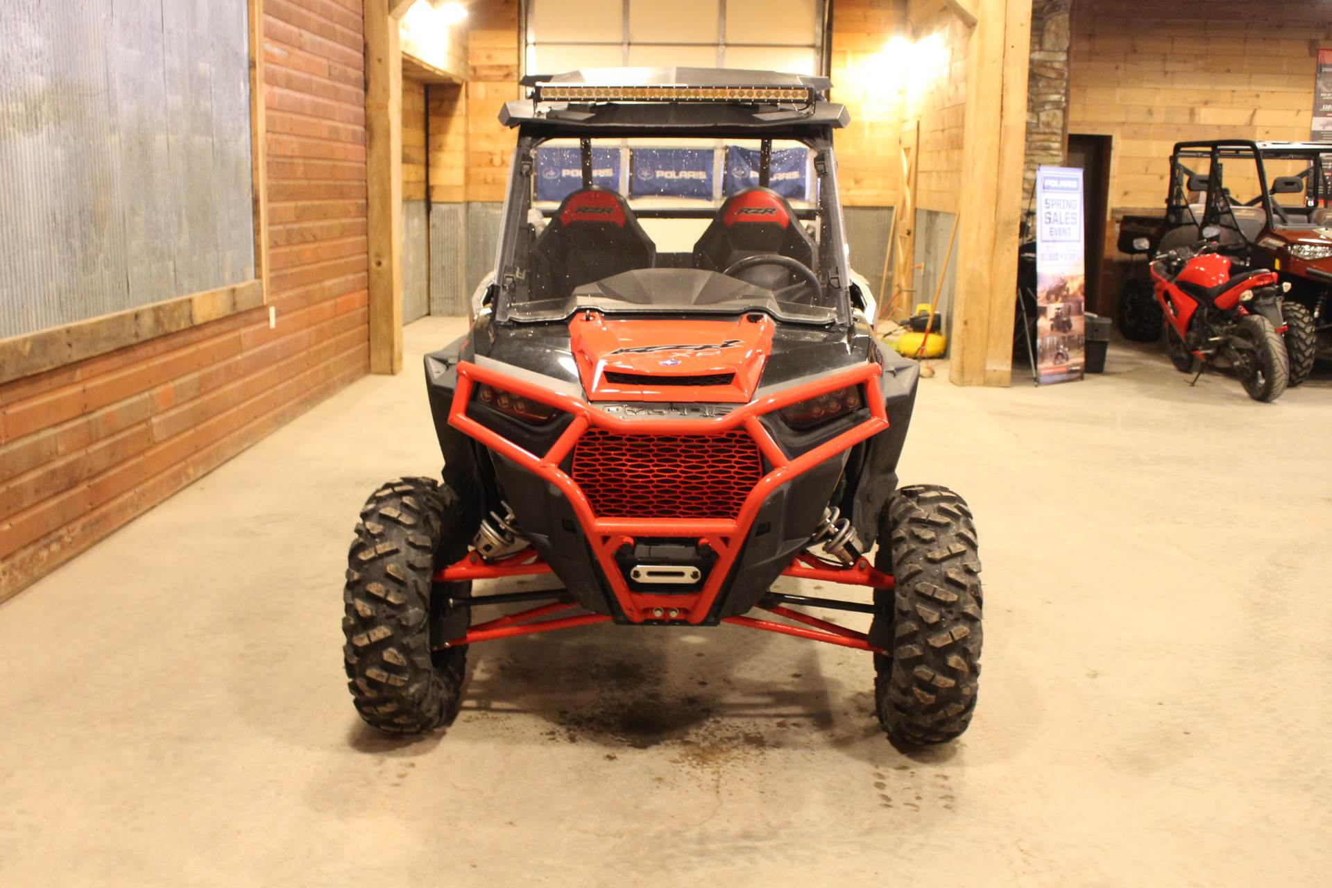 2018 Polaris RZR XP Turbo EPS Dynamix Edition in Valentine, Nebraska - Photo 7