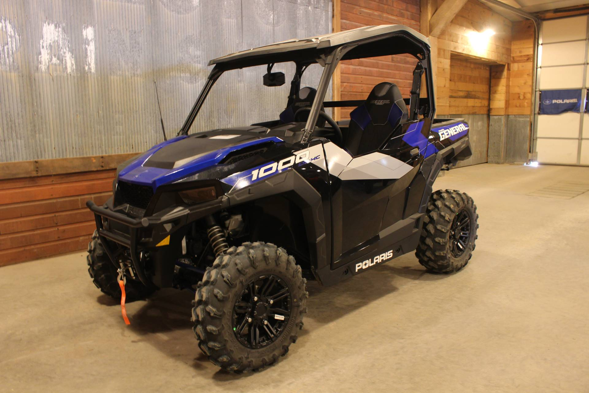2020 Polaris General 1000 Deluxe in Valentine, Nebraska - Photo 2