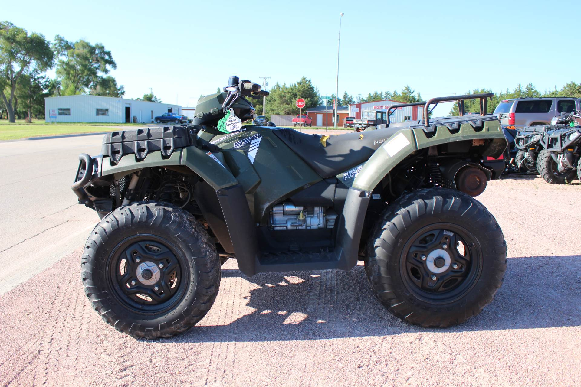 2013 Polaris Sportsman® 550 in Valentine, Nebraska - Photo 1