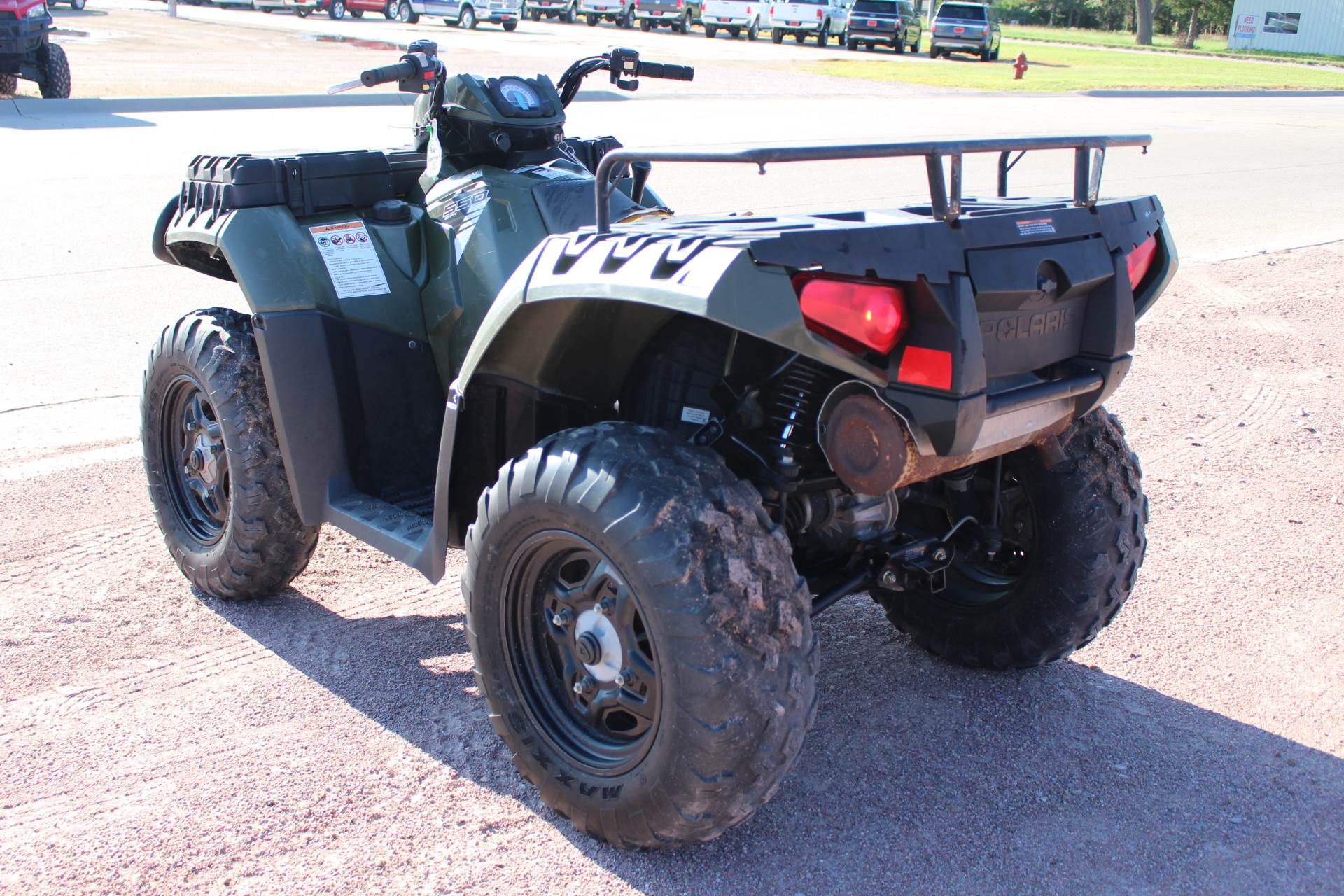 2013 Polaris Sportsman® 550 in Valentine, Nebraska - Photo 3