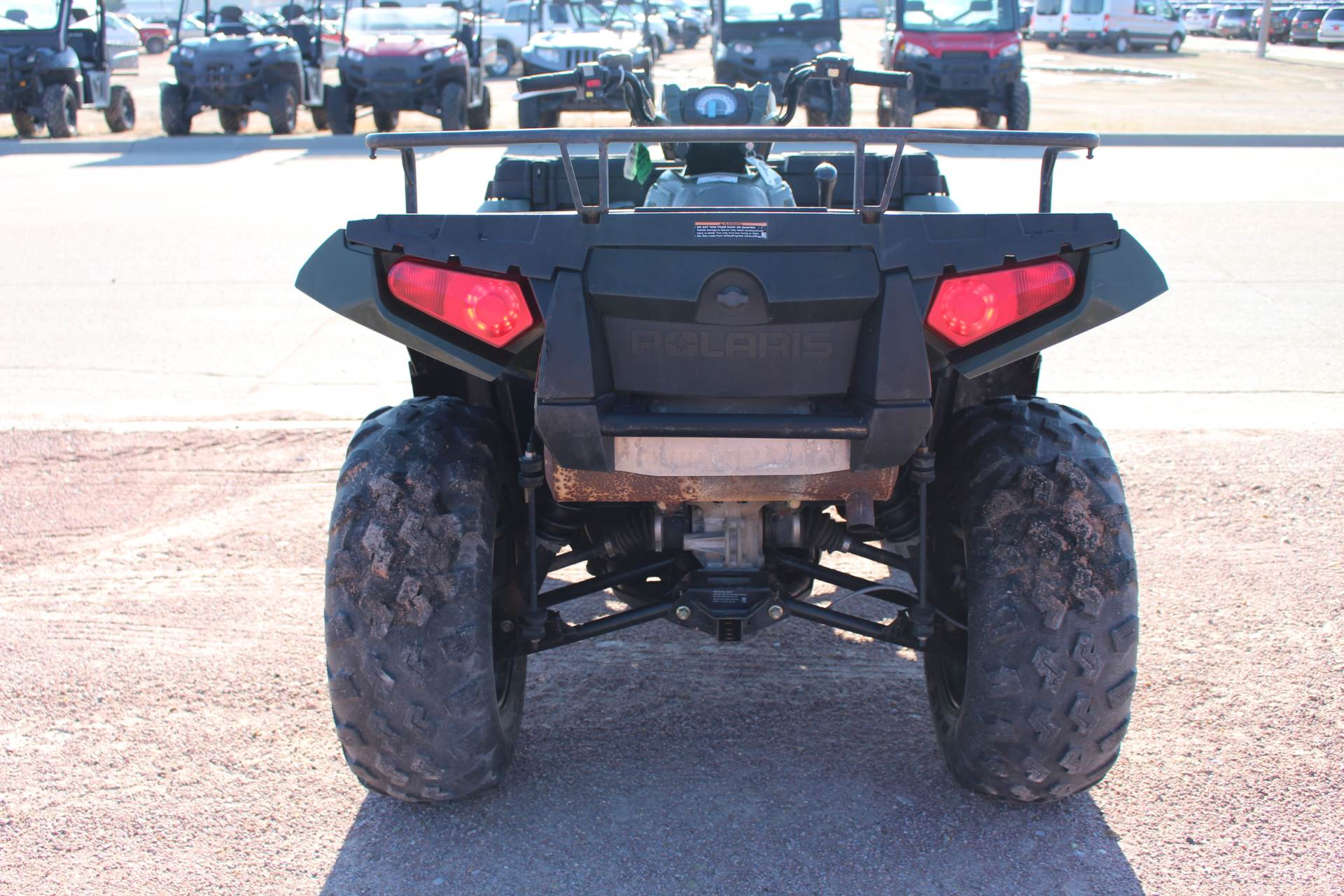 2013 Polaris Sportsman® 550 in Valentine, Nebraska - Photo 4