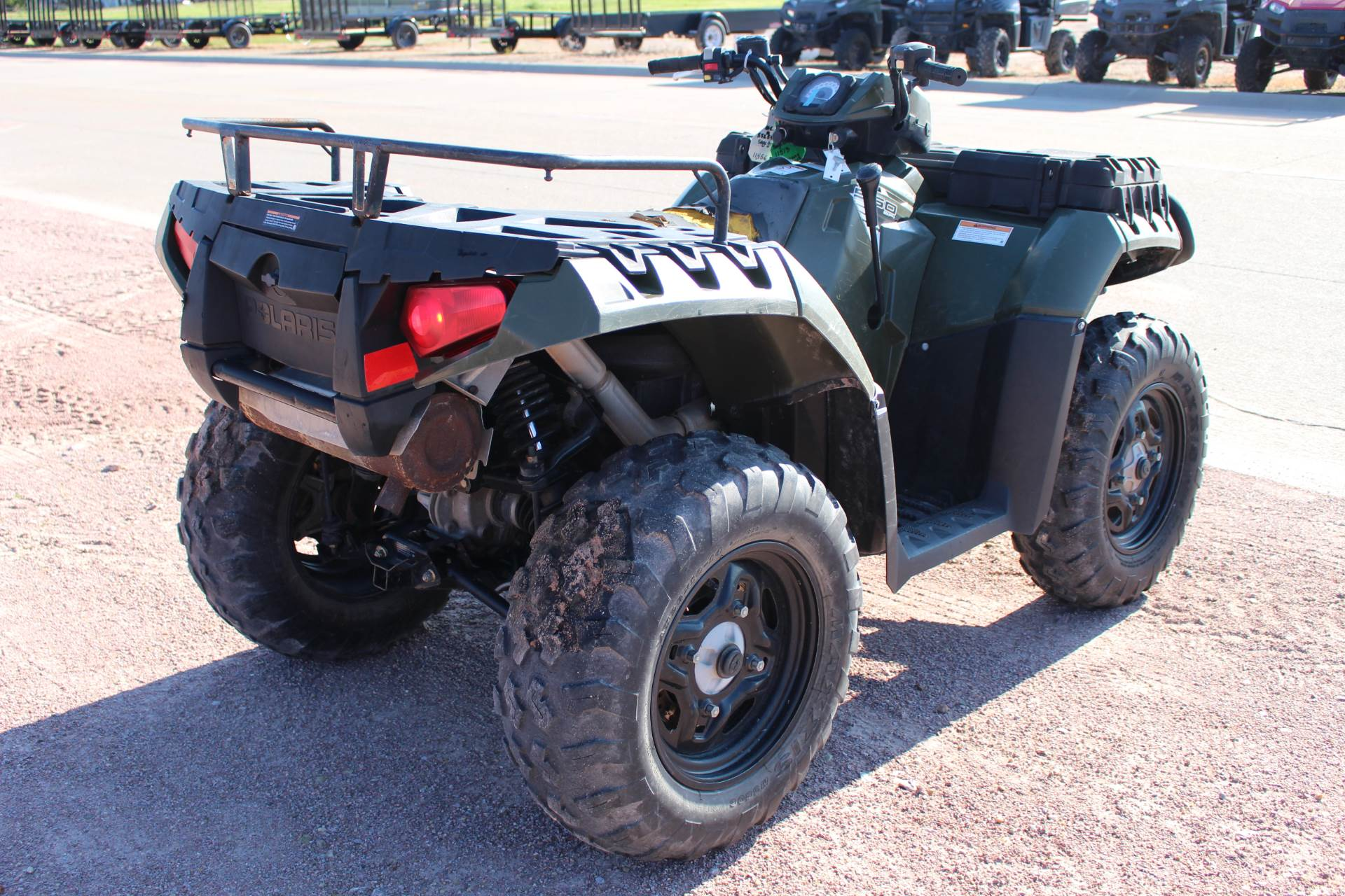 2013 Polaris Sportsman® 550 in Valentine, Nebraska - Photo 5