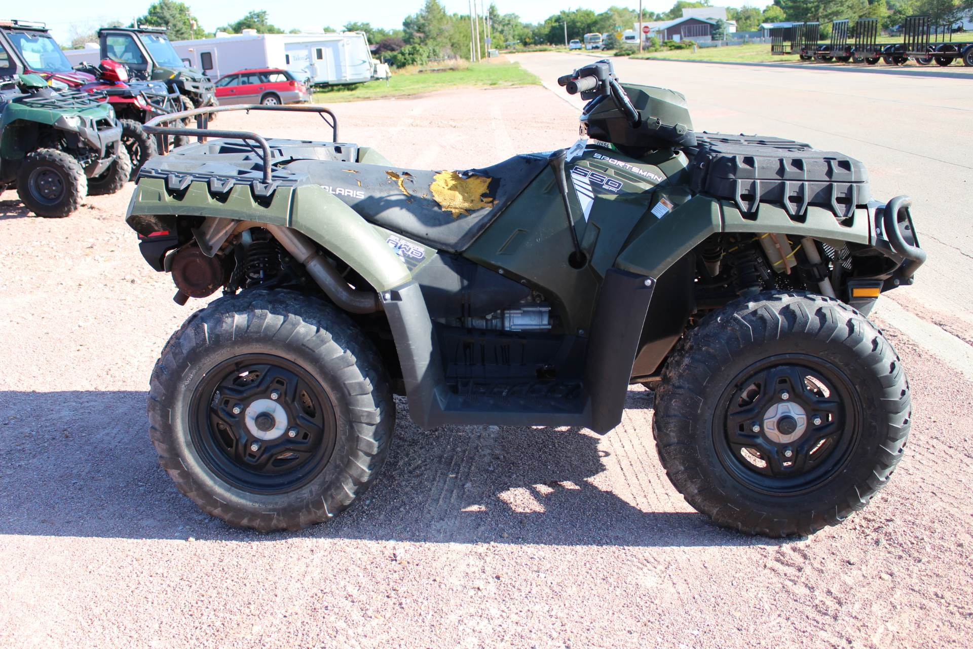 2013 Polaris Sportsman® 550 in Valentine, Nebraska - Photo 6