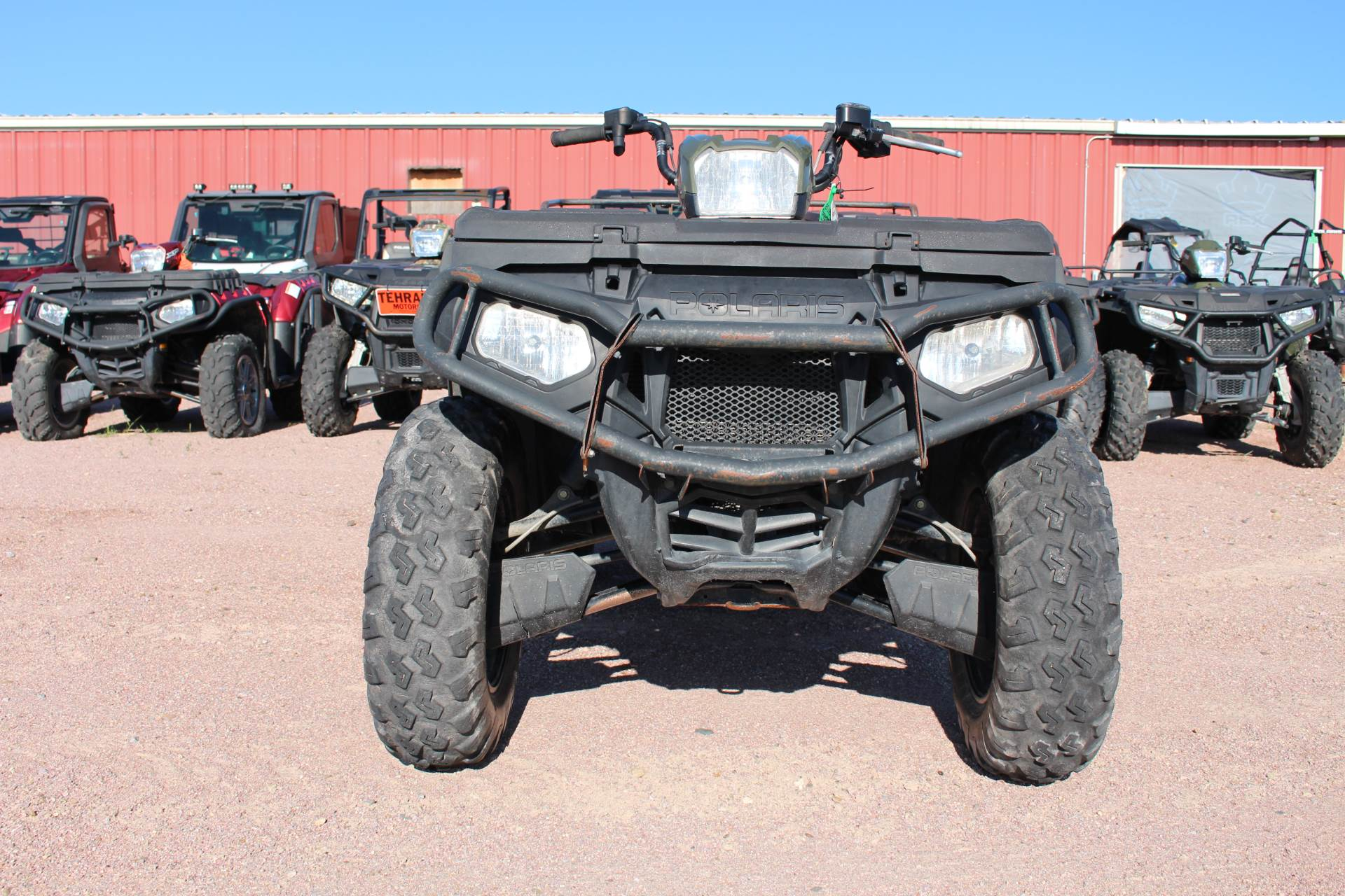 2013 Polaris Sportsman® 550 in Valentine, Nebraska - Photo 8