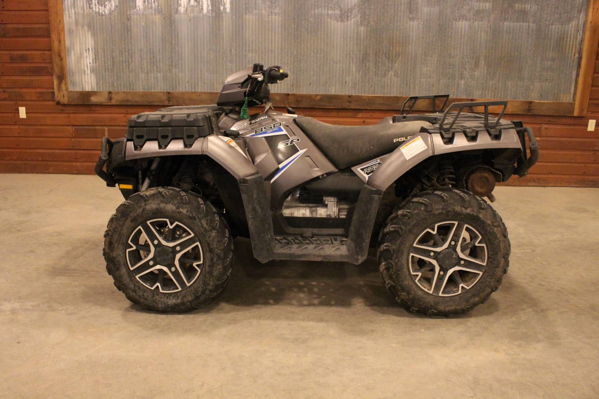 2016 Polaris Sportsman 850 SP in Valentine, Nebraska - Photo 1