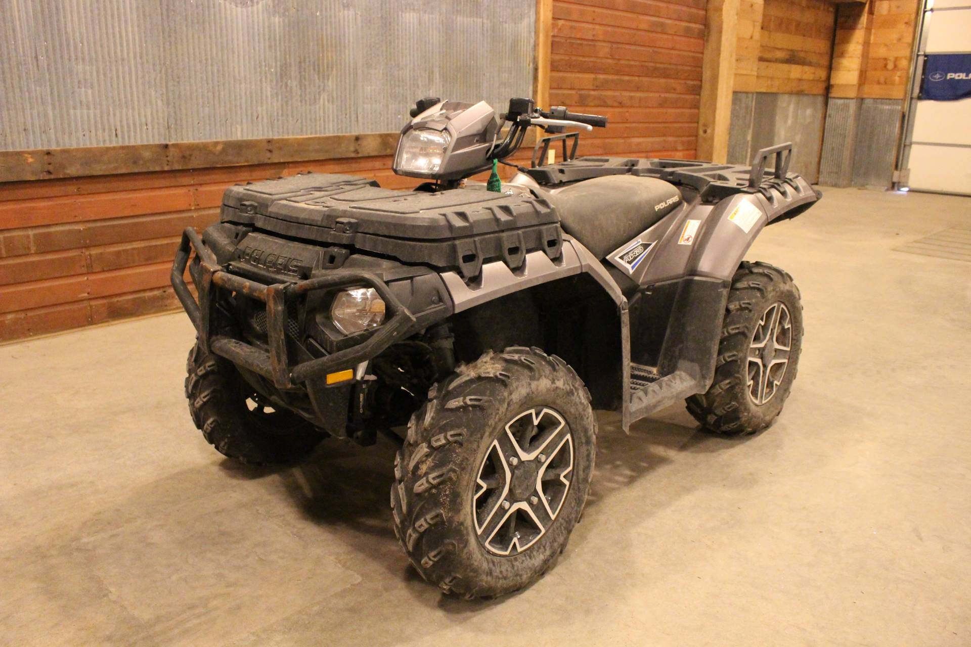 2016 Polaris Sportsman 850 SP in Valentine, Nebraska - Photo 2
