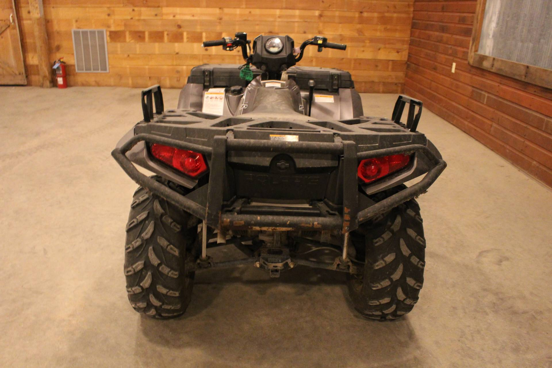 2016 Polaris Sportsman 850 SP in Valentine, Nebraska - Photo 4