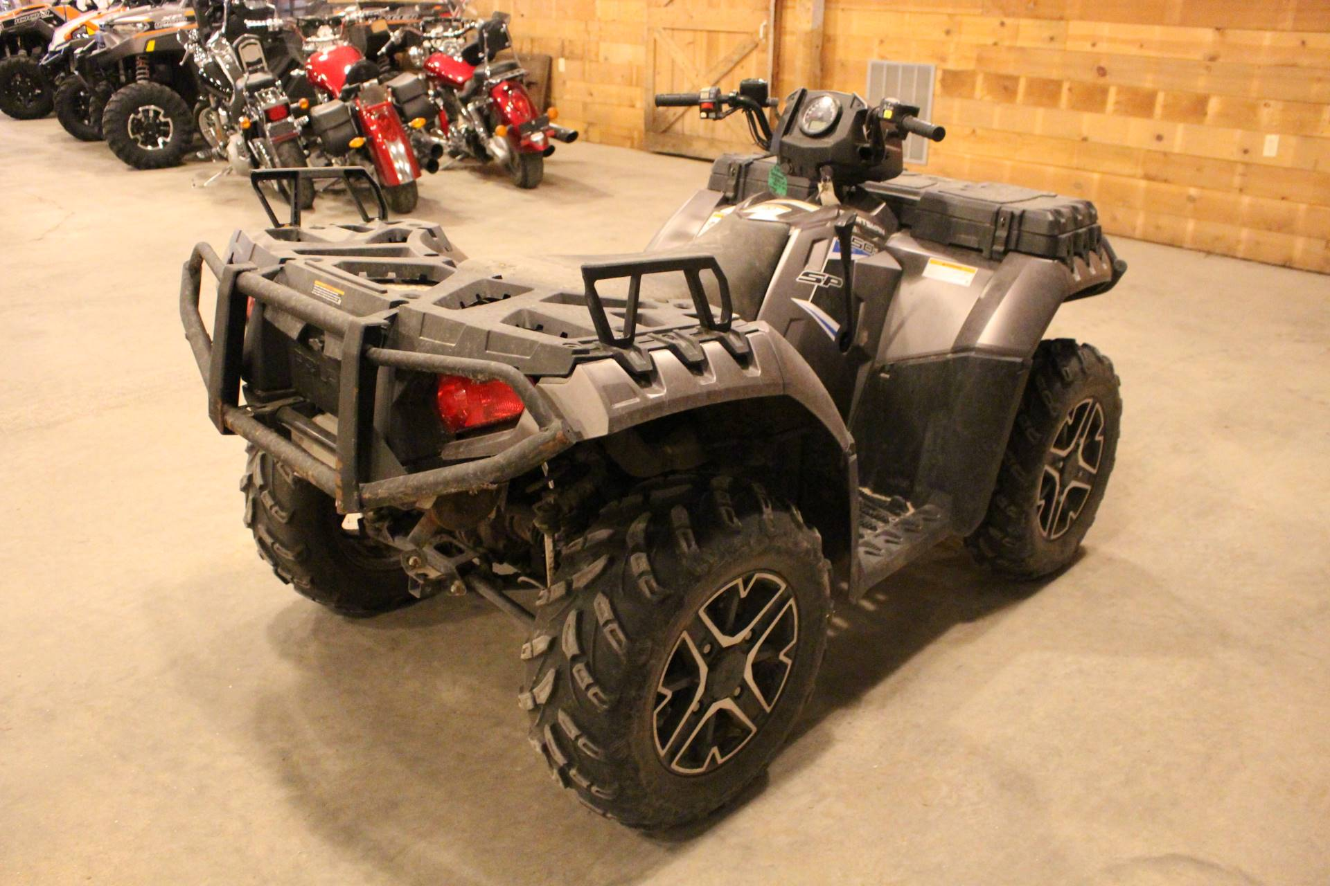 2016 Polaris Sportsman 850 SP in Valentine, Nebraska - Photo 5
