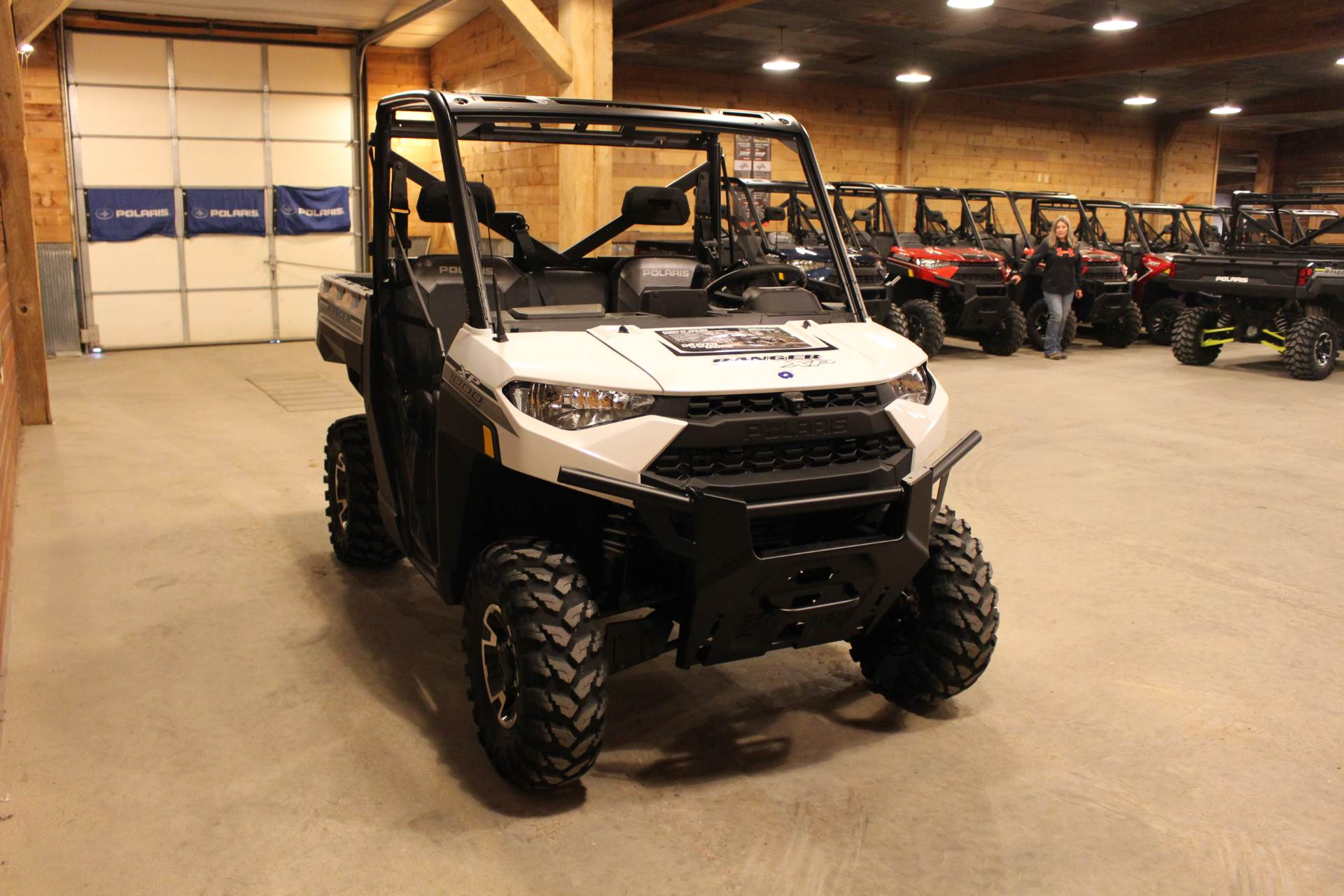 2019 Polaris Ranger XP 1000 EPS Ride Command in Valentine, Nebraska - Photo 6