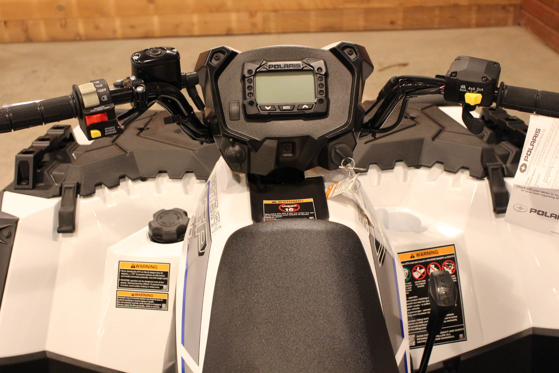 2019 Polaris Sportsman 850 SP in Valentine, Nebraska