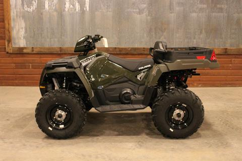 2019 Polaris Sportsman X2 570 in Valentine, Nebraska