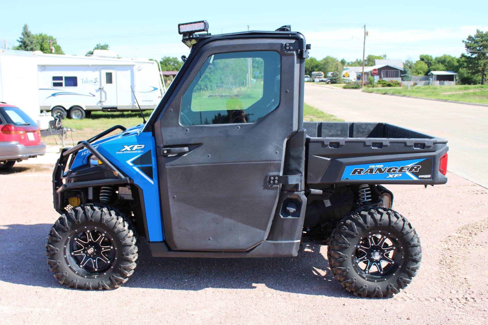 2017 Polaris Ranger XP 1000 EPS Northstar HVAC Edition in Valentine, Nebraska - Photo 1