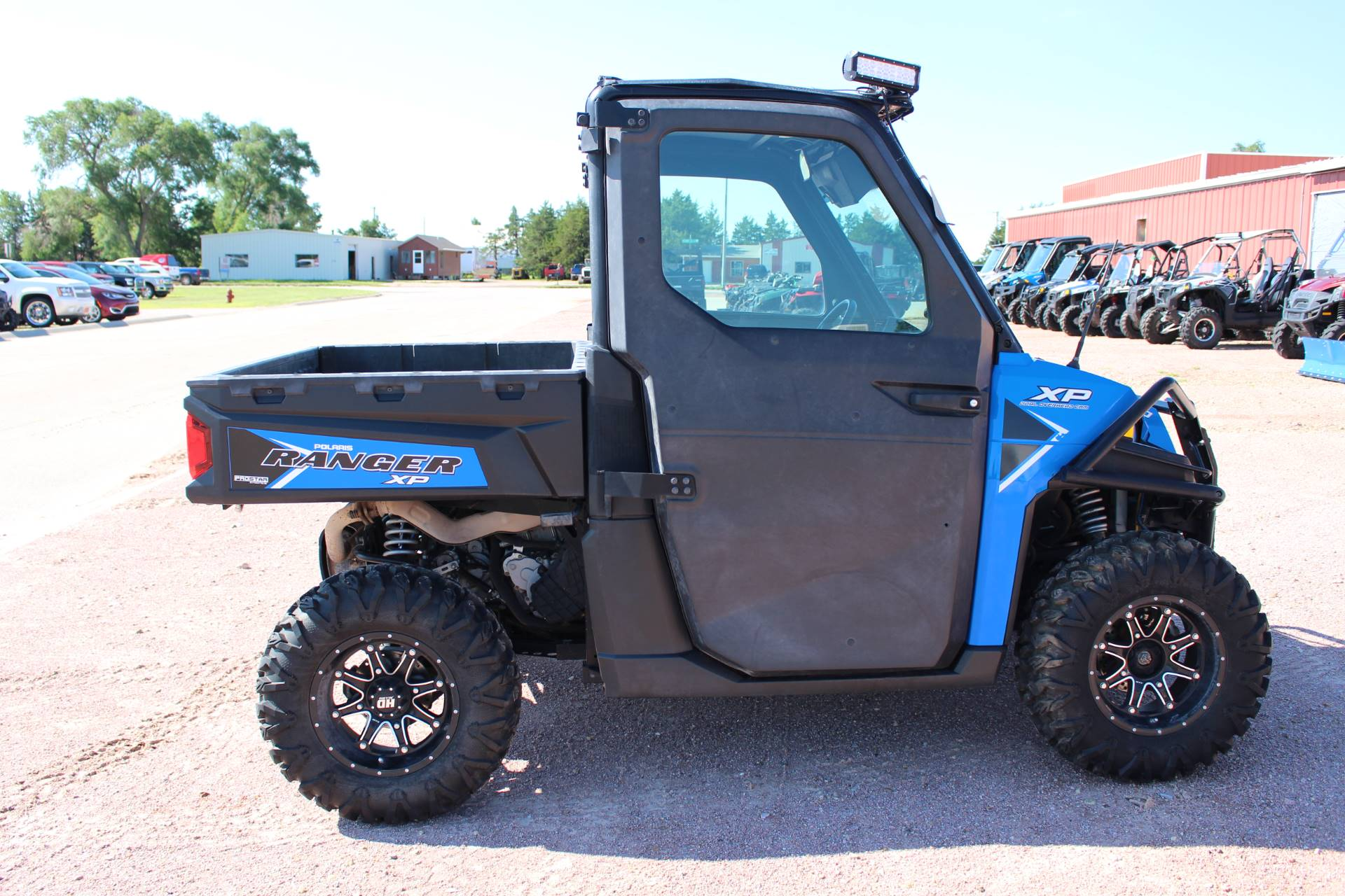 2017 Polaris Ranger XP 1000 EPS Northstar HVAC Edition in Valentine, Nebraska - Photo 2
