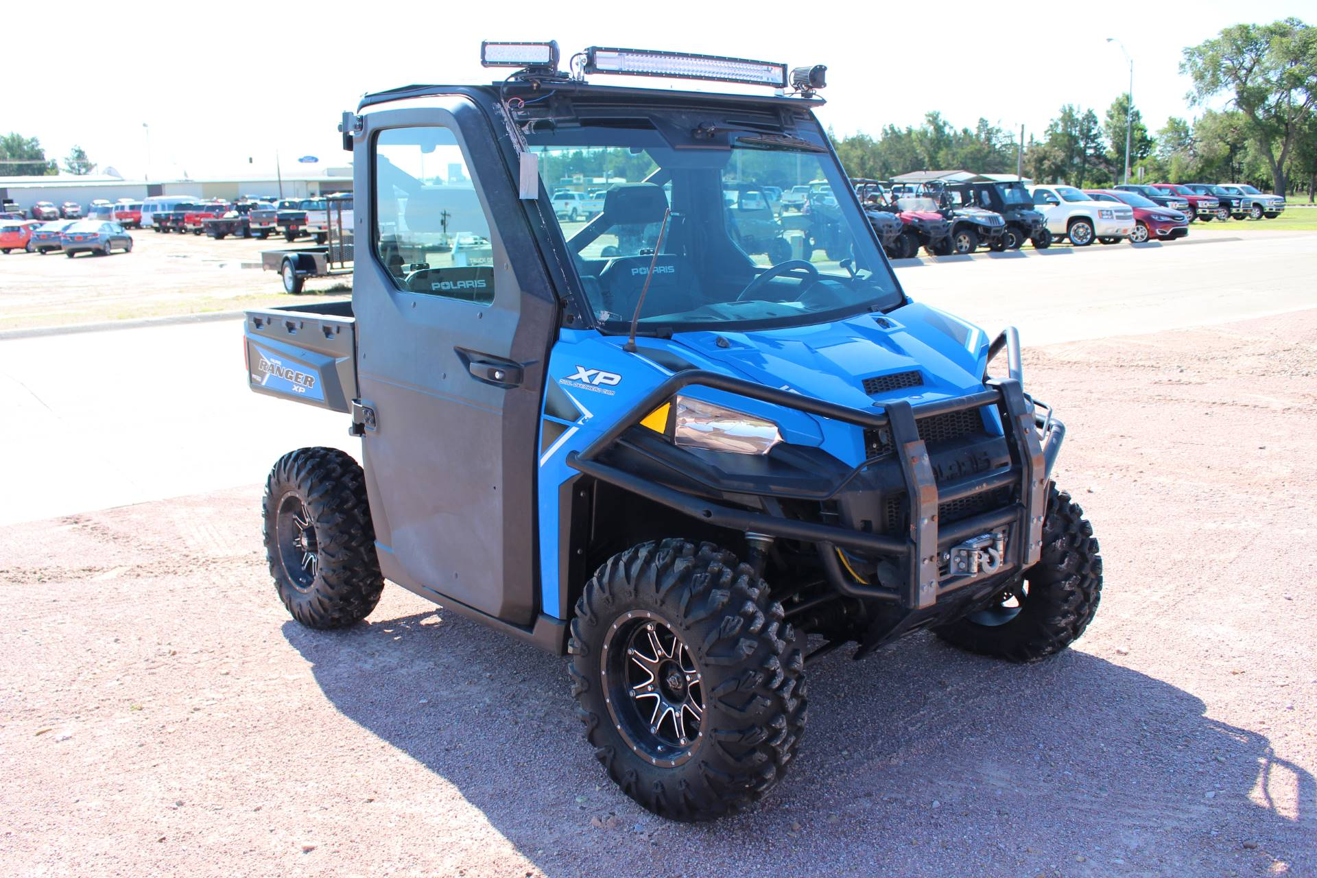 2017 Polaris Ranger XP 1000 EPS Northstar HVAC Edition in Valentine, Nebraska - Photo 4