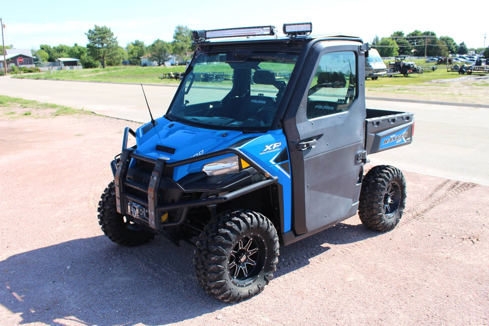 2017 Polaris Ranger XP 1000 EPS Northstar HVAC Edition in Valentine, Nebraska - Photo 9