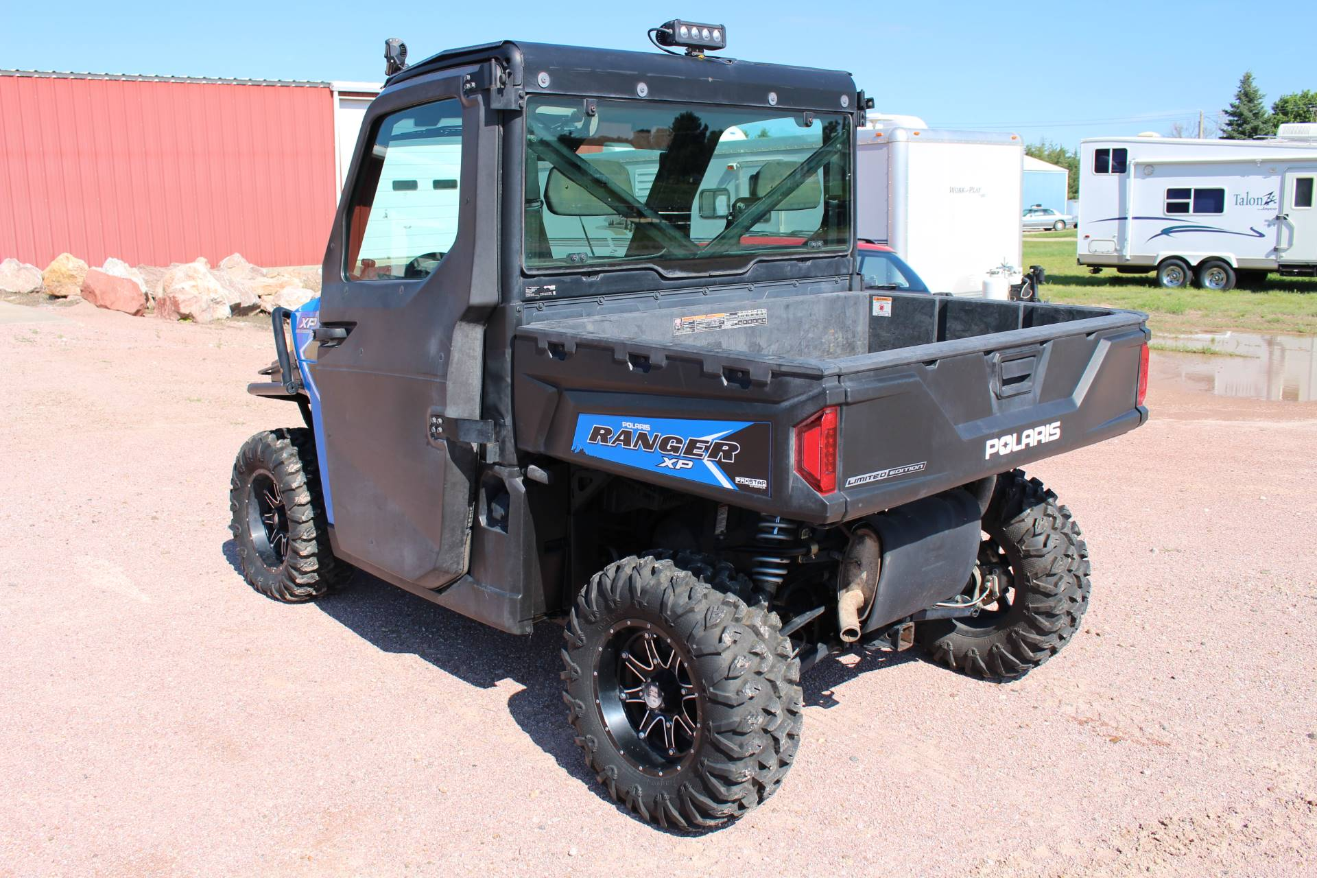2017 Polaris Ranger XP 1000 EPS Northstar HVAC Edition in Valentine, Nebraska - Photo 10