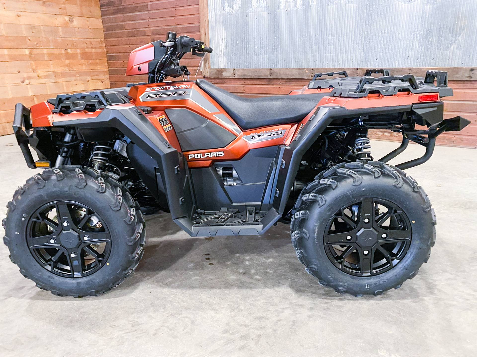 2021 Polaris Sportsman 850 Premium Trail Package in Valentine, Nebraska - Photo 8