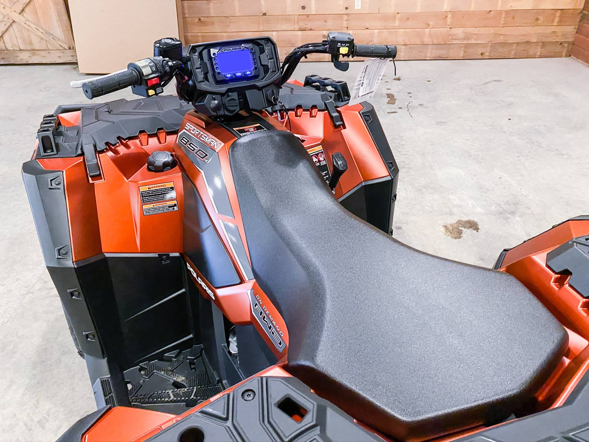 2021 Polaris Sportsman 850 Premium Trail Package in Valentine, Nebraska - Photo 10