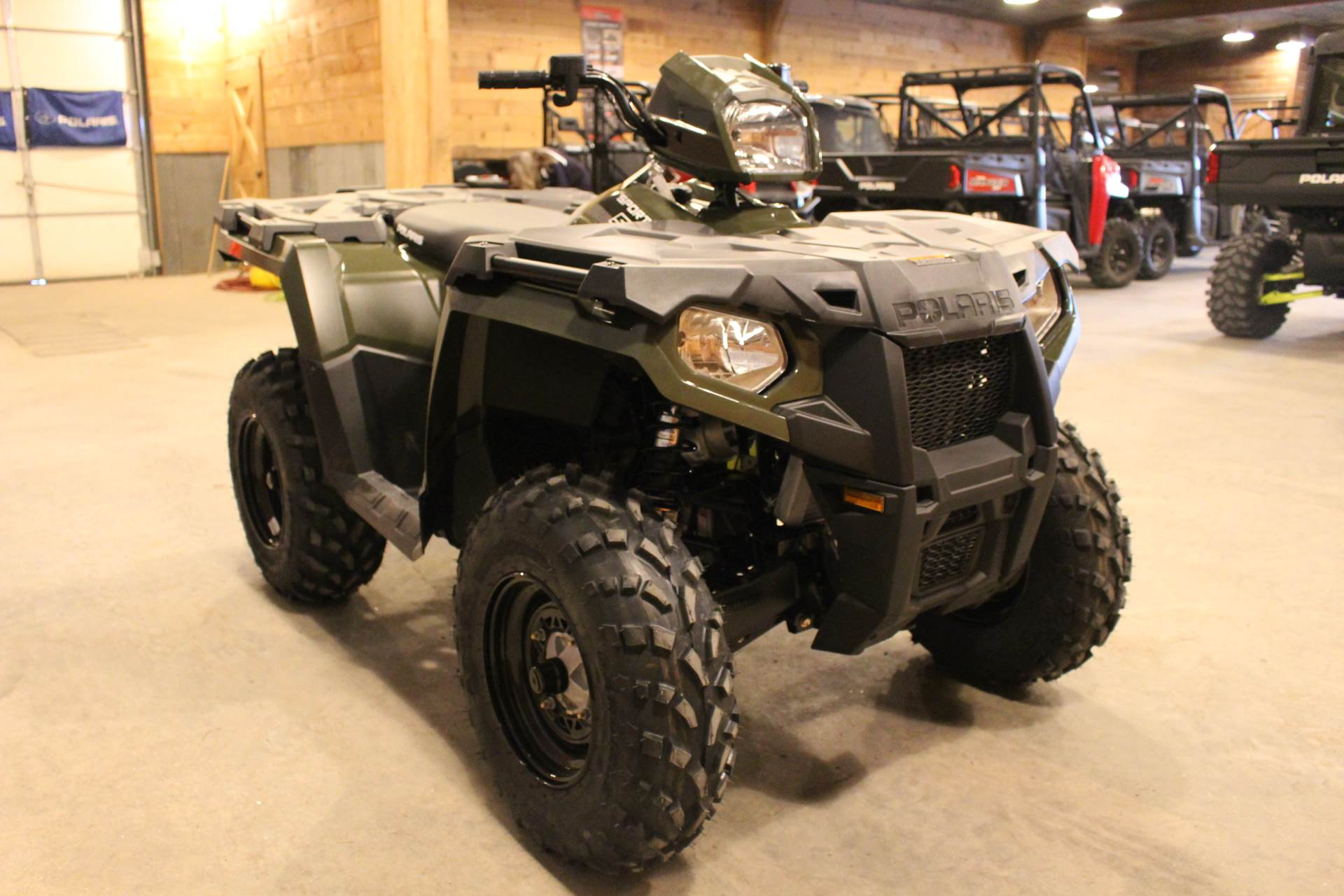 2019 Polaris Sportsman 570 EPS in Valentine, Nebraska - Photo 6