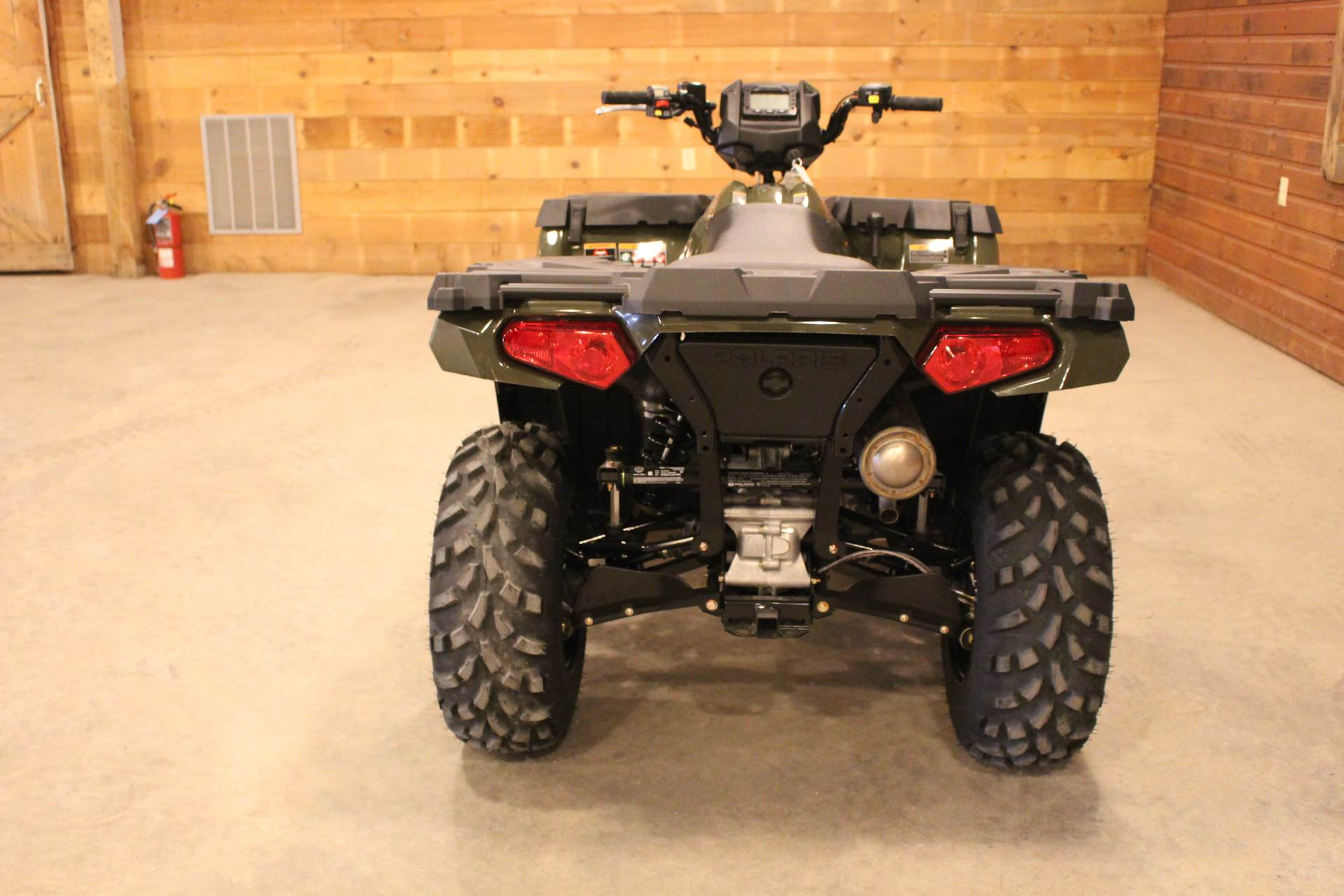 2019 Polaris Sportsman 570 EPS in Valentine, Nebraska - Photo 4
