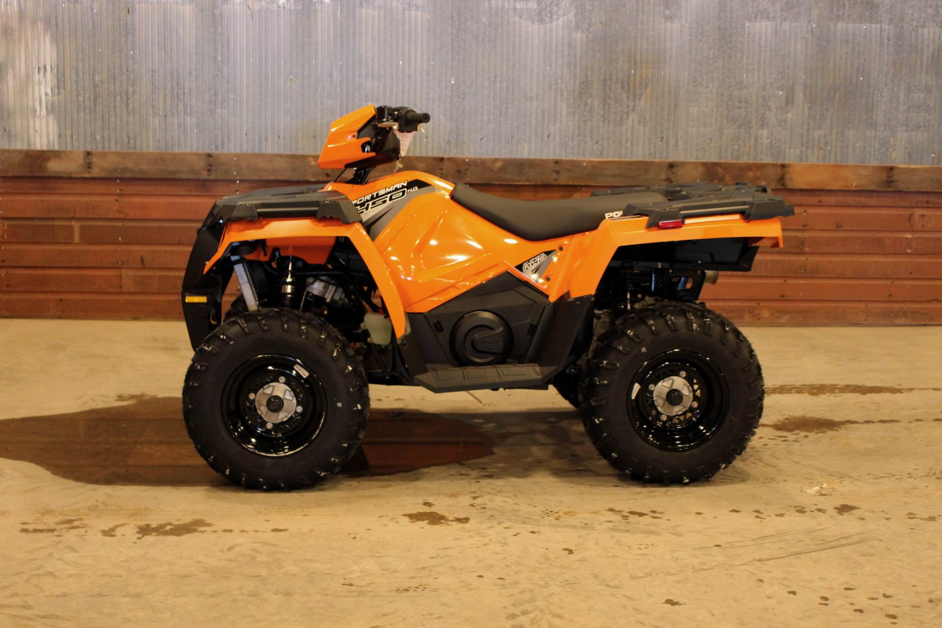 2019 Polaris Sportsman 450 H O  EPS LE in Valentine, Nebraska