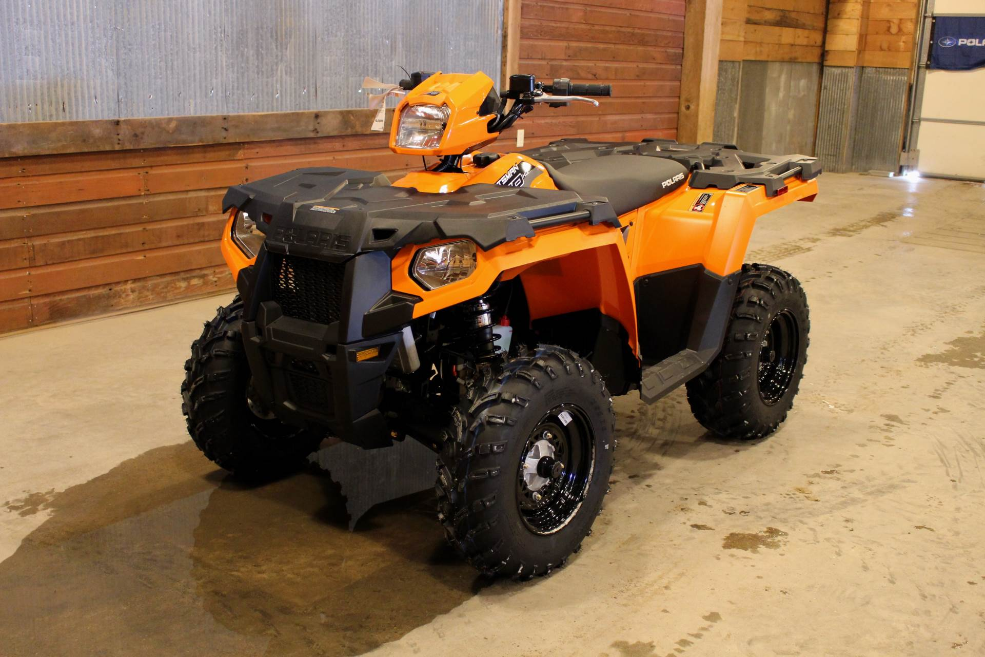 2019 Polaris Sportsman 450 H.O. EPS LE in Valentine, Nebraska - Photo 2