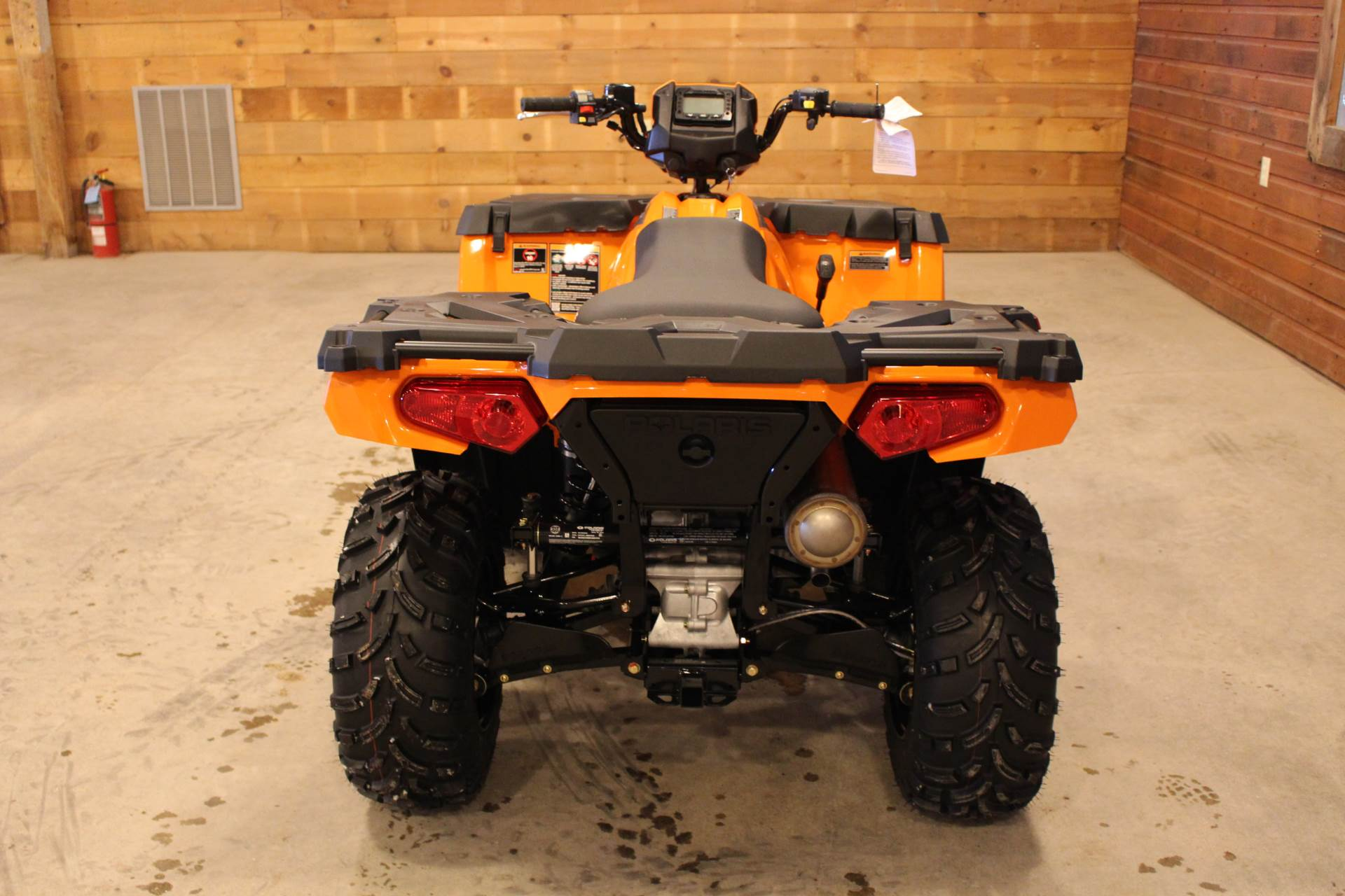 2019 Polaris Sportsman 450 H.O. EPS LE in Valentine, Nebraska - Photo 4