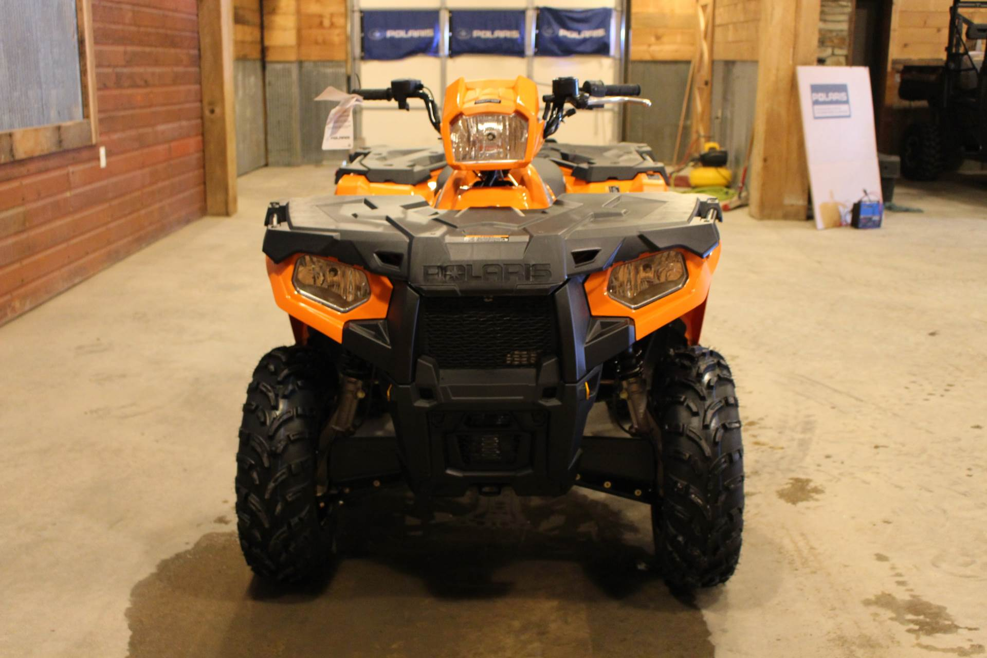 2019 Polaris Sportsman 450 H.O. EPS LE in Valentine, Nebraska - Photo 7