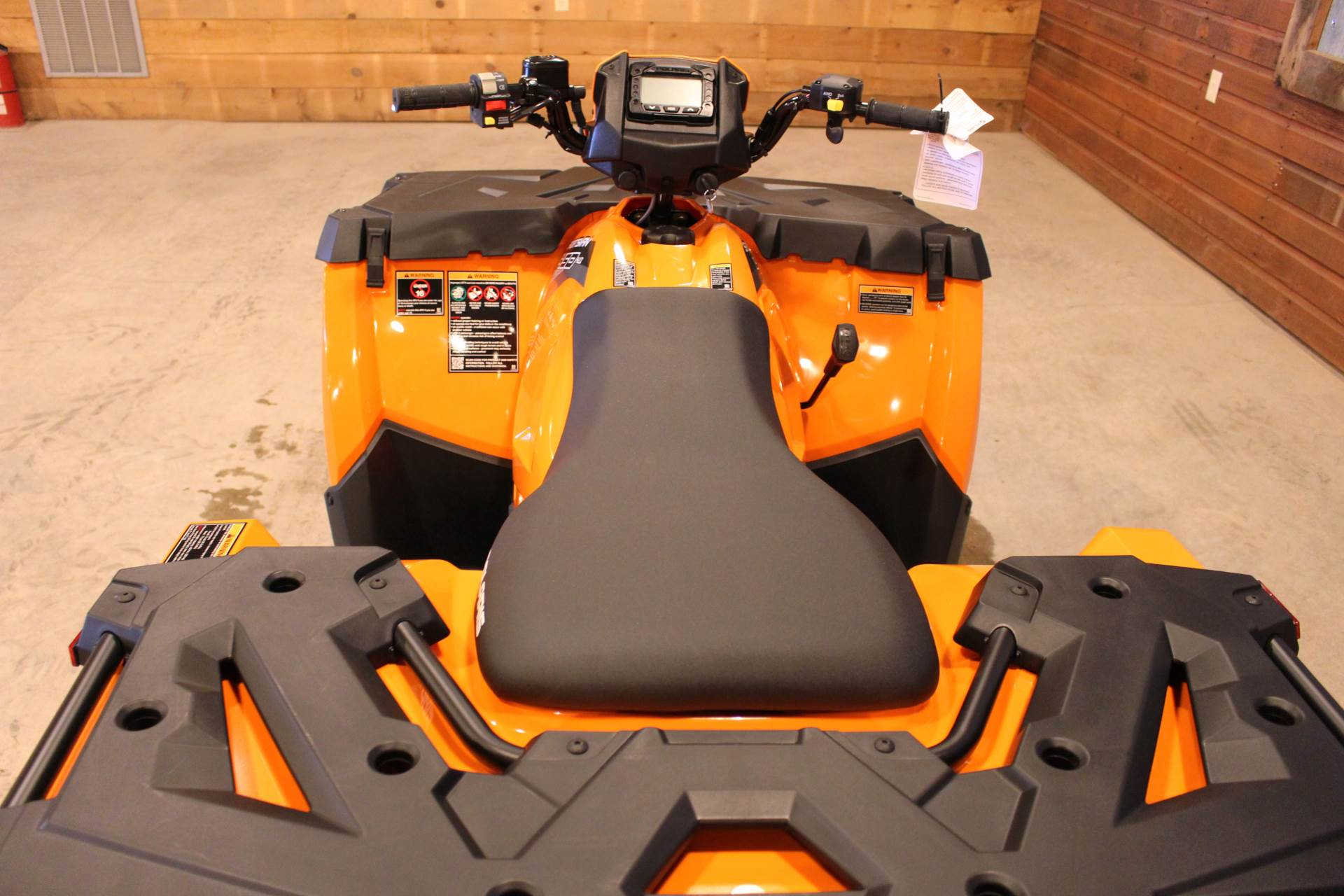 2019 Polaris Sportsman 450 H.O. EPS LE in Valentine, Nebraska - Photo 8