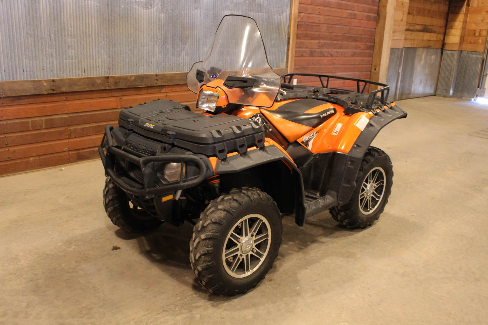 2012 Polaris Sportsman® 550 EPS LE in Valentine, Nebraska - Photo 2
