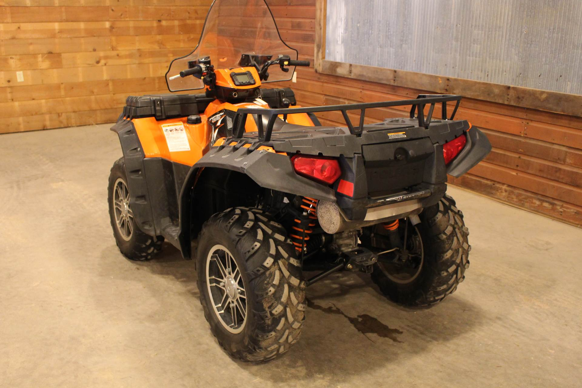 2012 Polaris Sportsman® 550 EPS LE in Valentine, Nebraska - Photo 3