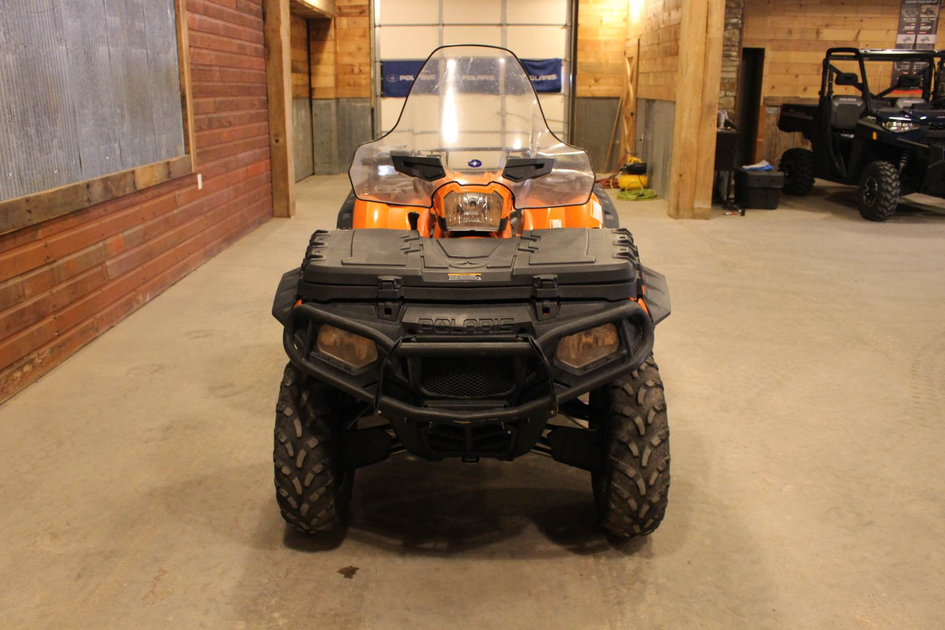 2012 Polaris Sportsman® 550 EPS LE in Valentine, Nebraska - Photo 8