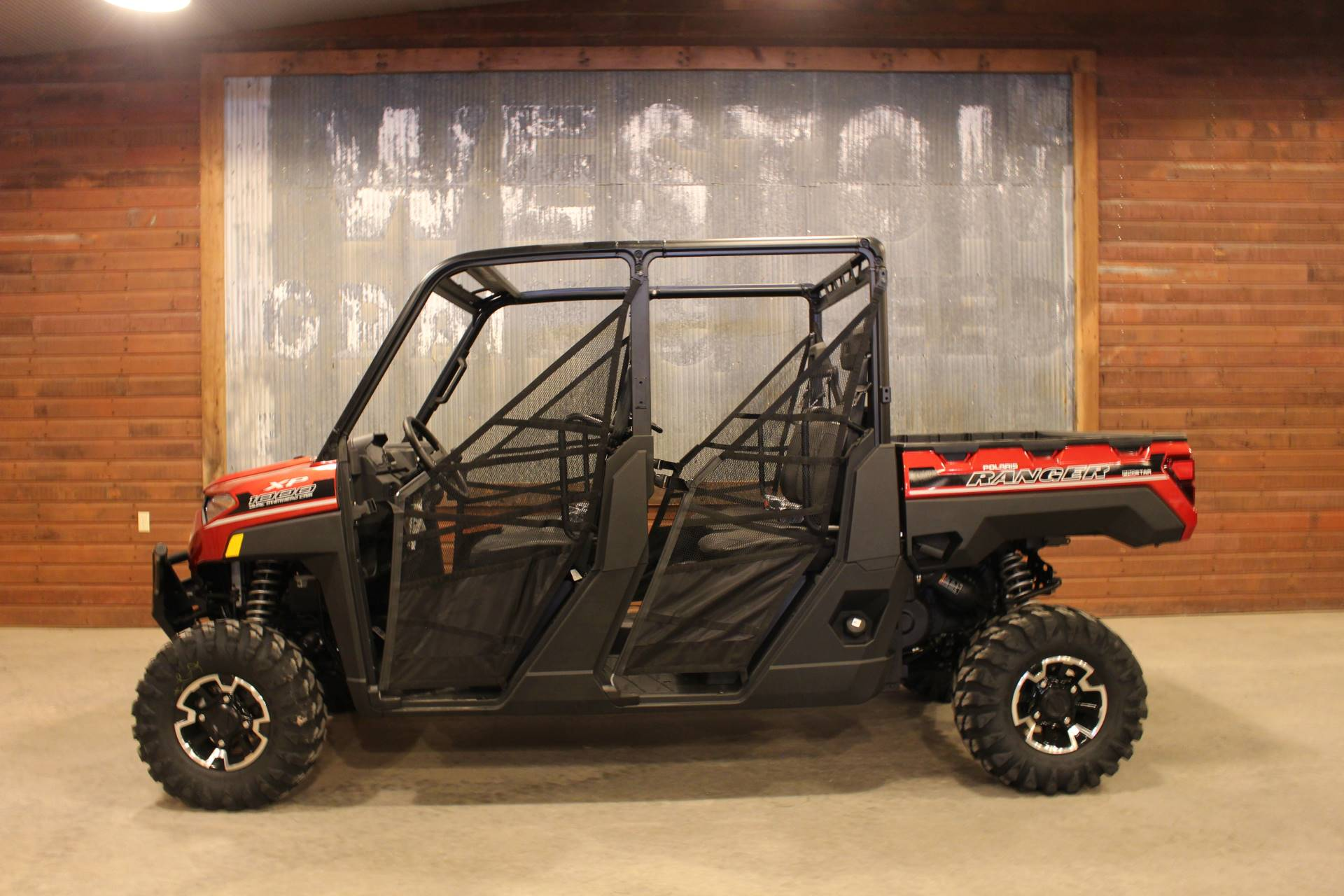 2019 Polaris Ranger Crew XP 1000 EPS Premium in Valentine, Nebraska - Photo 1