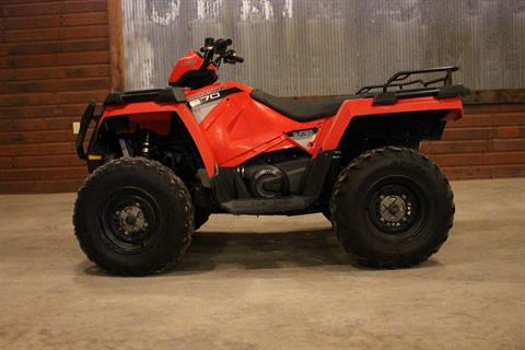 2016 Polaris Sportsman 570 EPS in Valentine, Nebraska - Photo 1