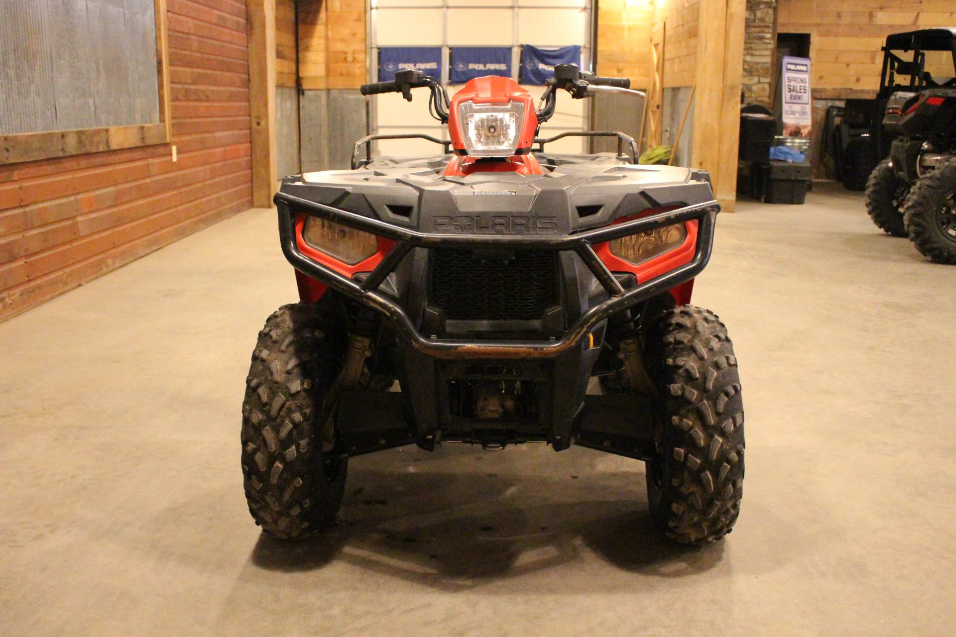 2016 Polaris Sportsman 570 EPS in Valentine, Nebraska - Photo 2
