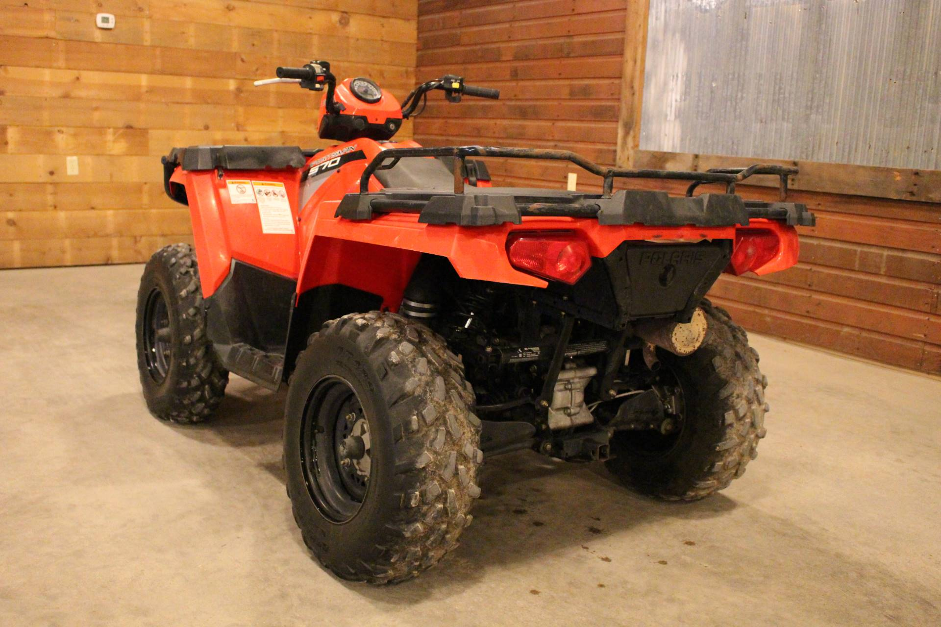2016 Polaris Sportsman 570 EPS in Valentine, Nebraska - Photo 3