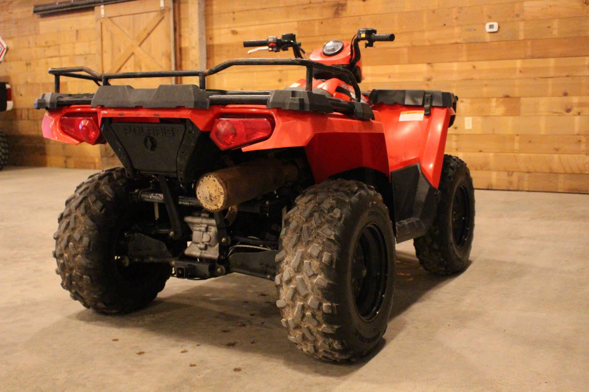 2016 Polaris Sportsman 570 EPS in Valentine, Nebraska - Photo 5