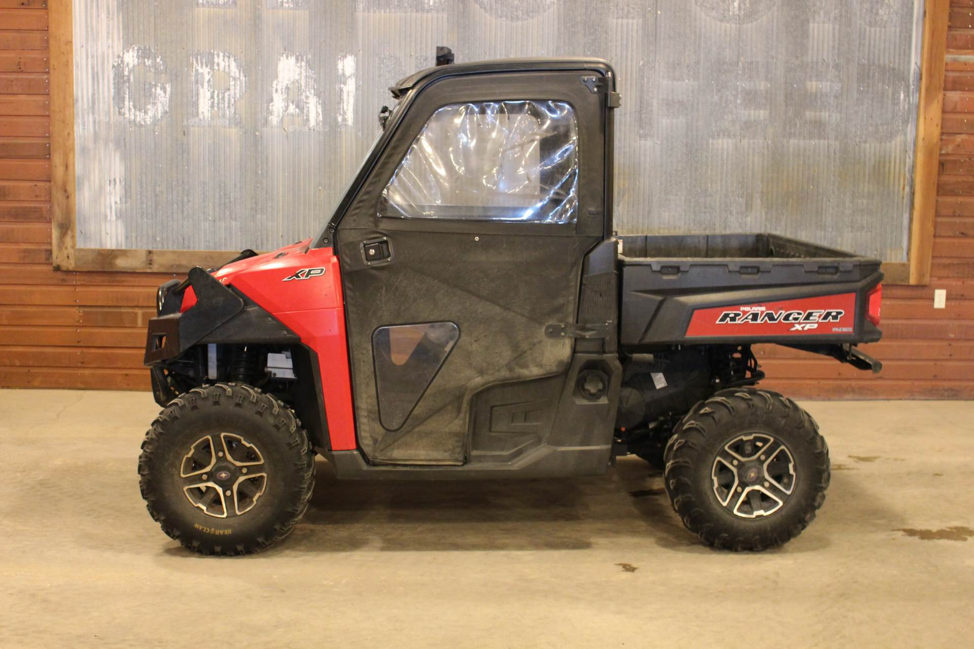 2016 Polaris Ranger XP 900 EPS 1