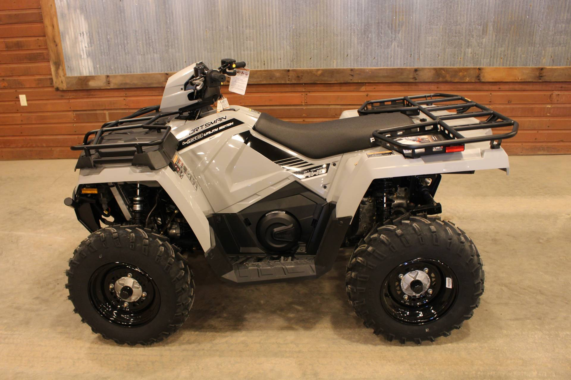 2019 Polaris Sportsman 450 H.O. Utility Edition in Valentine, Nebraska - Photo 1