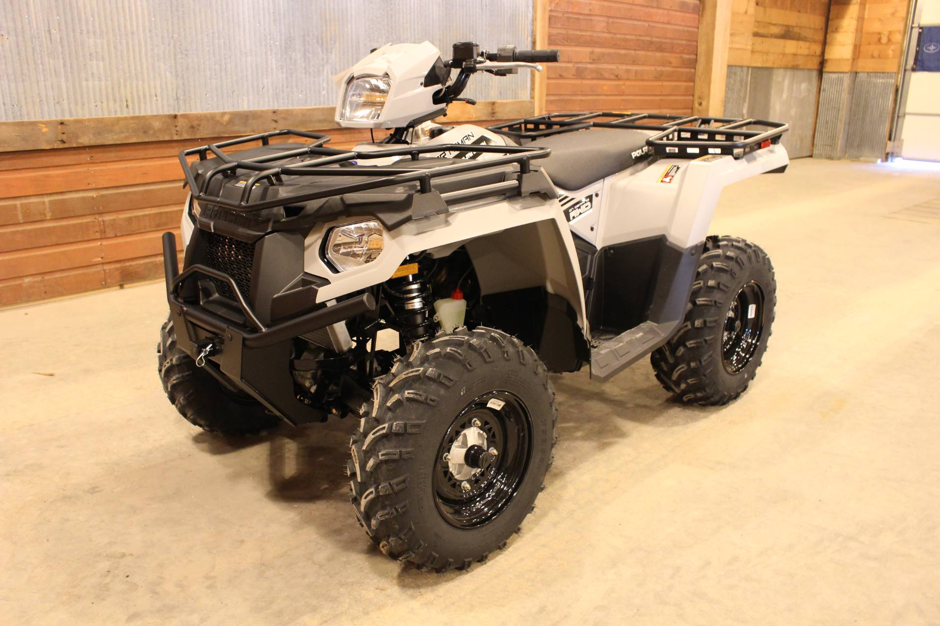 2019 Polaris Sportsman 450 H.O. Utility Edition in Valentine, Nebraska - Photo 2