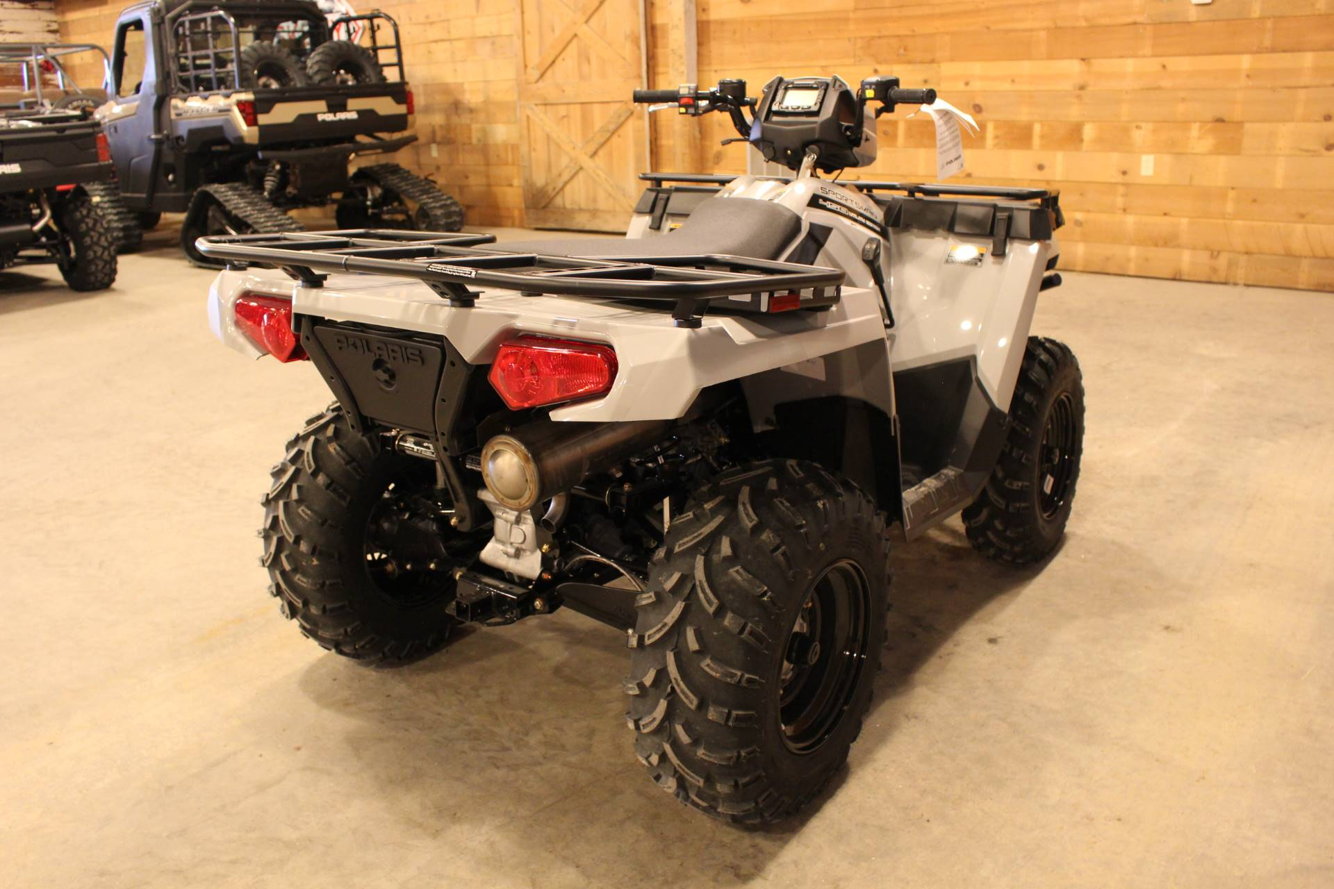 2019 Polaris Sportsman 450 H.O. Utility Edition in Valentine, Nebraska - Photo 6