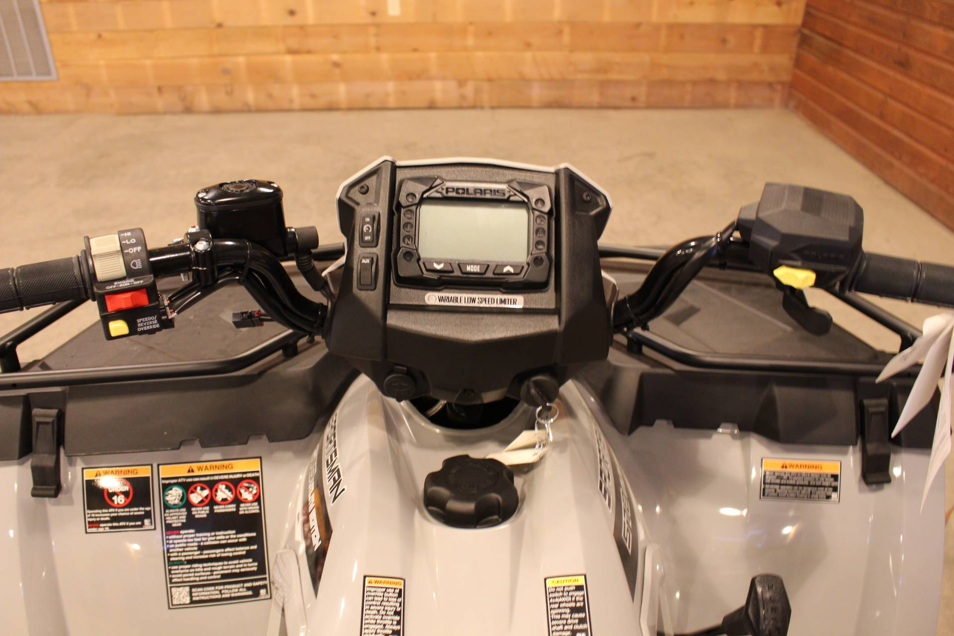 2019 Polaris Sportsman 450 H.O. Utility Edition in Valentine, Nebraska - Photo 7