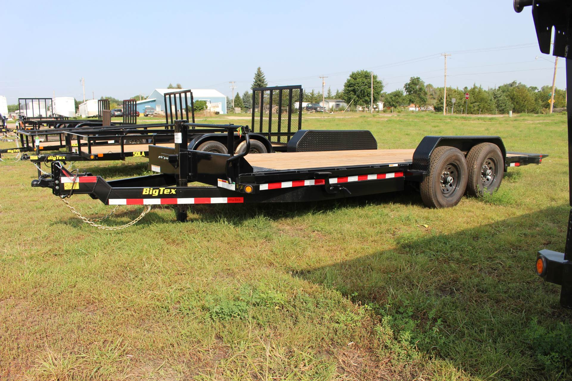 "2019 Big Tex Trailers Full Tilt 80"" x 12' in Valentine, Nebraska - Photo 1"
