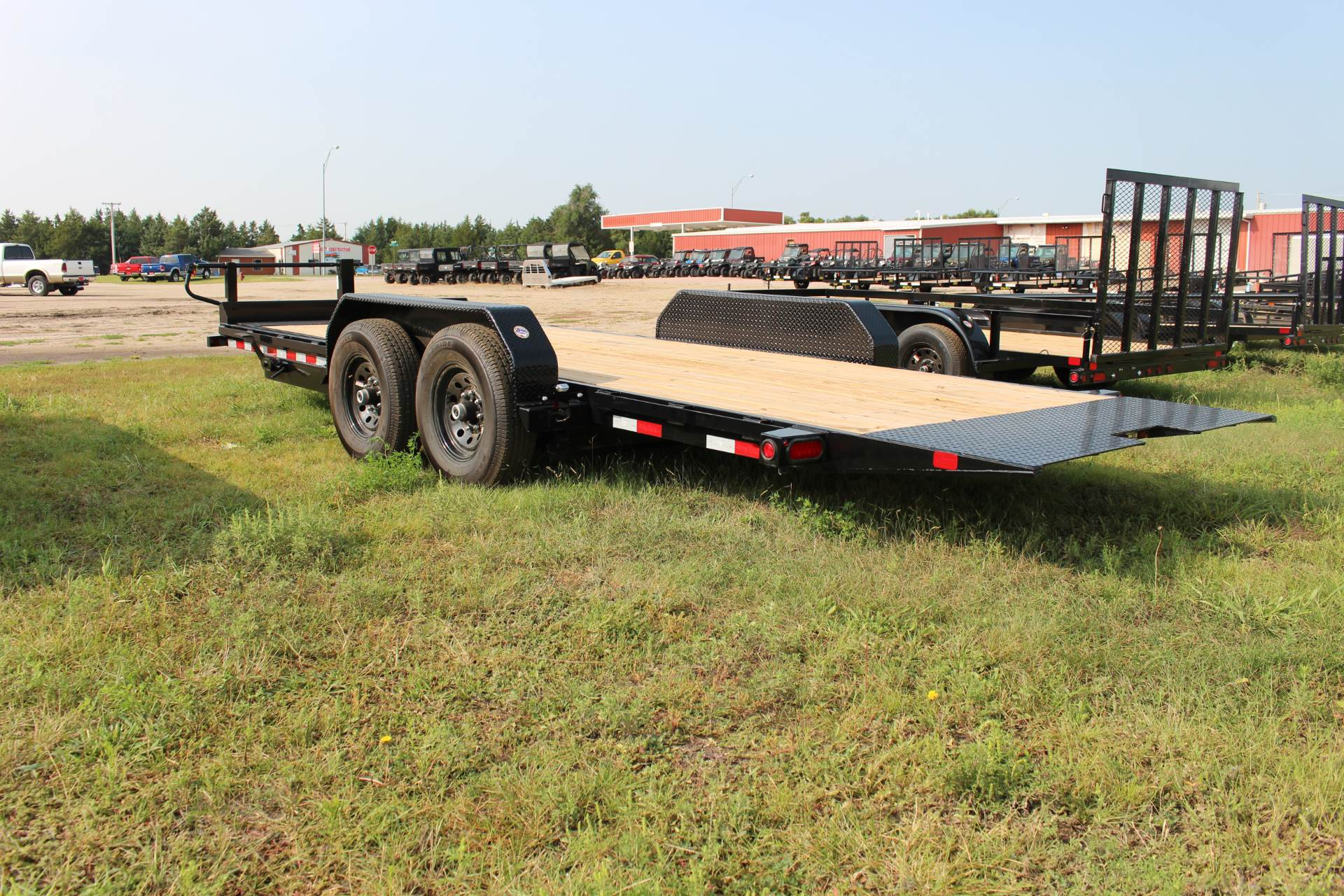 "2019 Big Tex Trailers Full Tilt 80"" x 12' in Valentine, Nebraska - Photo 3"