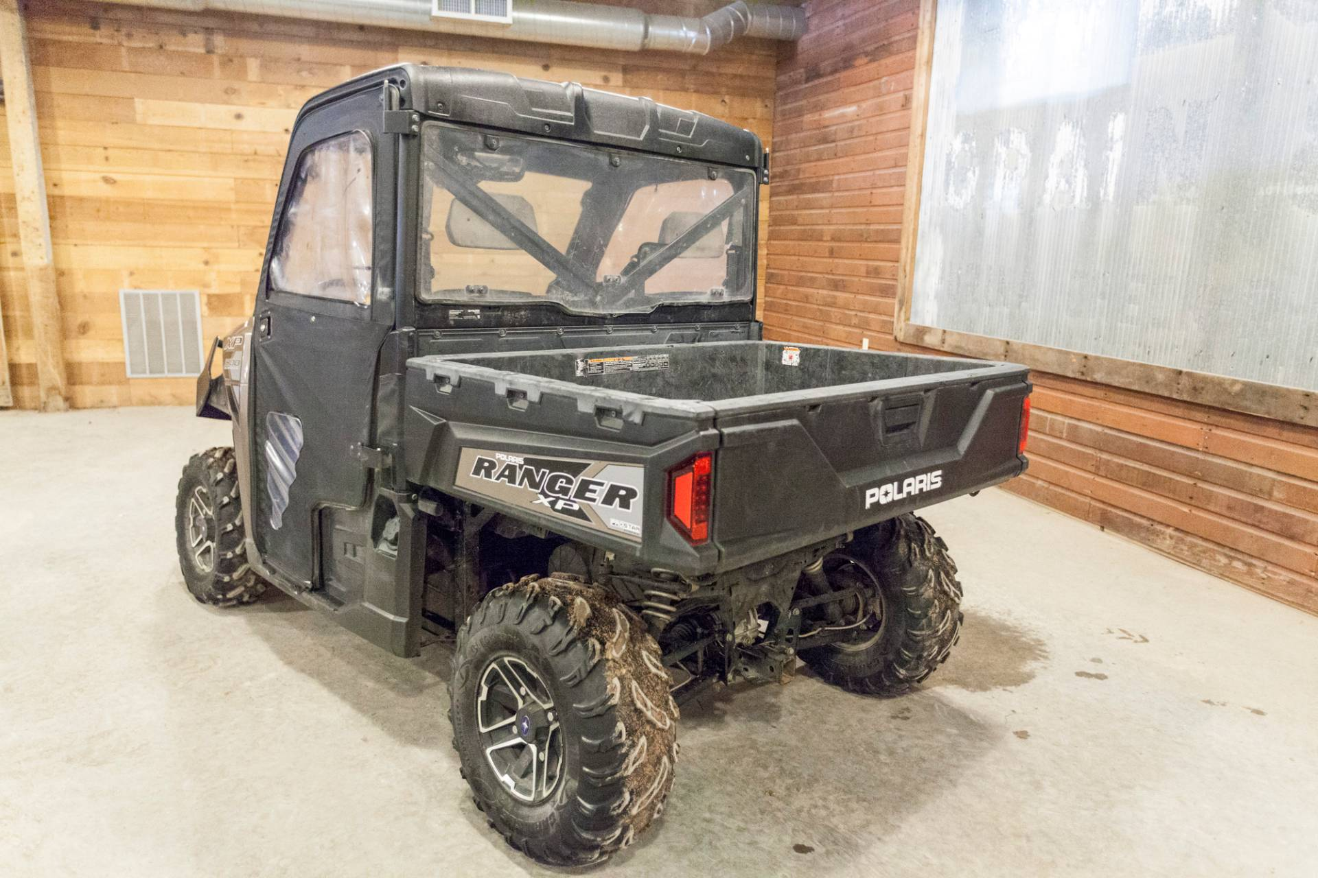 2017 Polaris Ranger XP 1000 EPS in Valentine, Nebraska - Photo 7