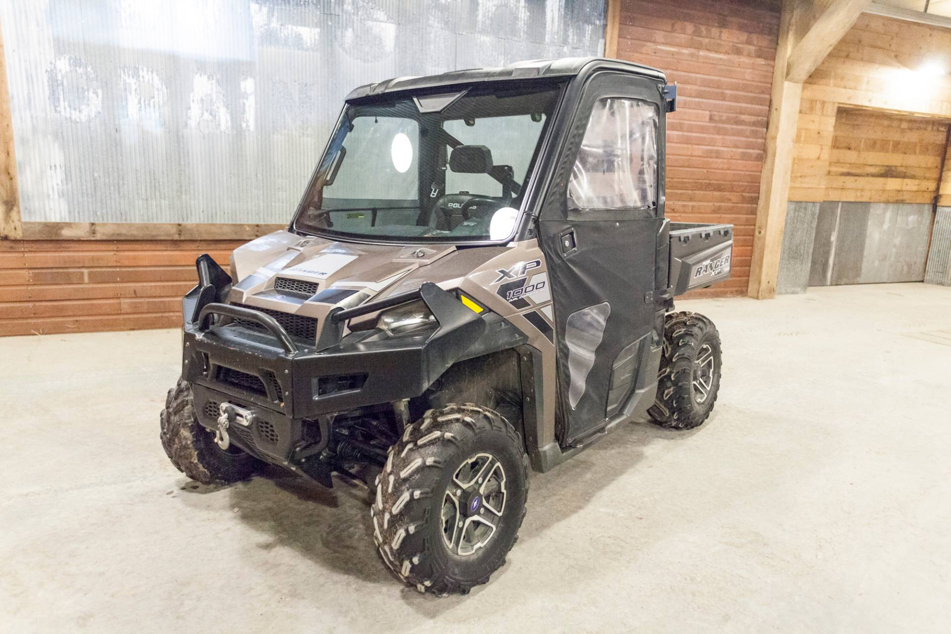 2017 Polaris Ranger XP 1000 EPS in Valentine, Nebraska - Photo 2