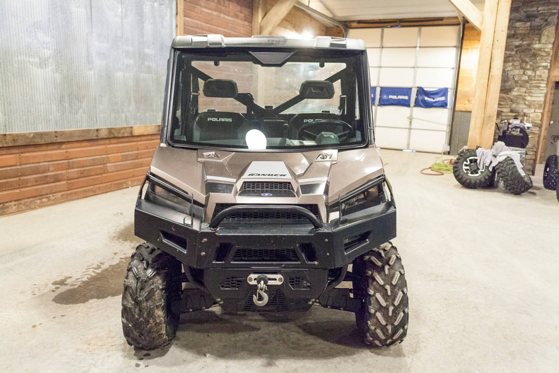 2017 Polaris Ranger XP 1000 EPS in Valentine, Nebraska - Photo 3